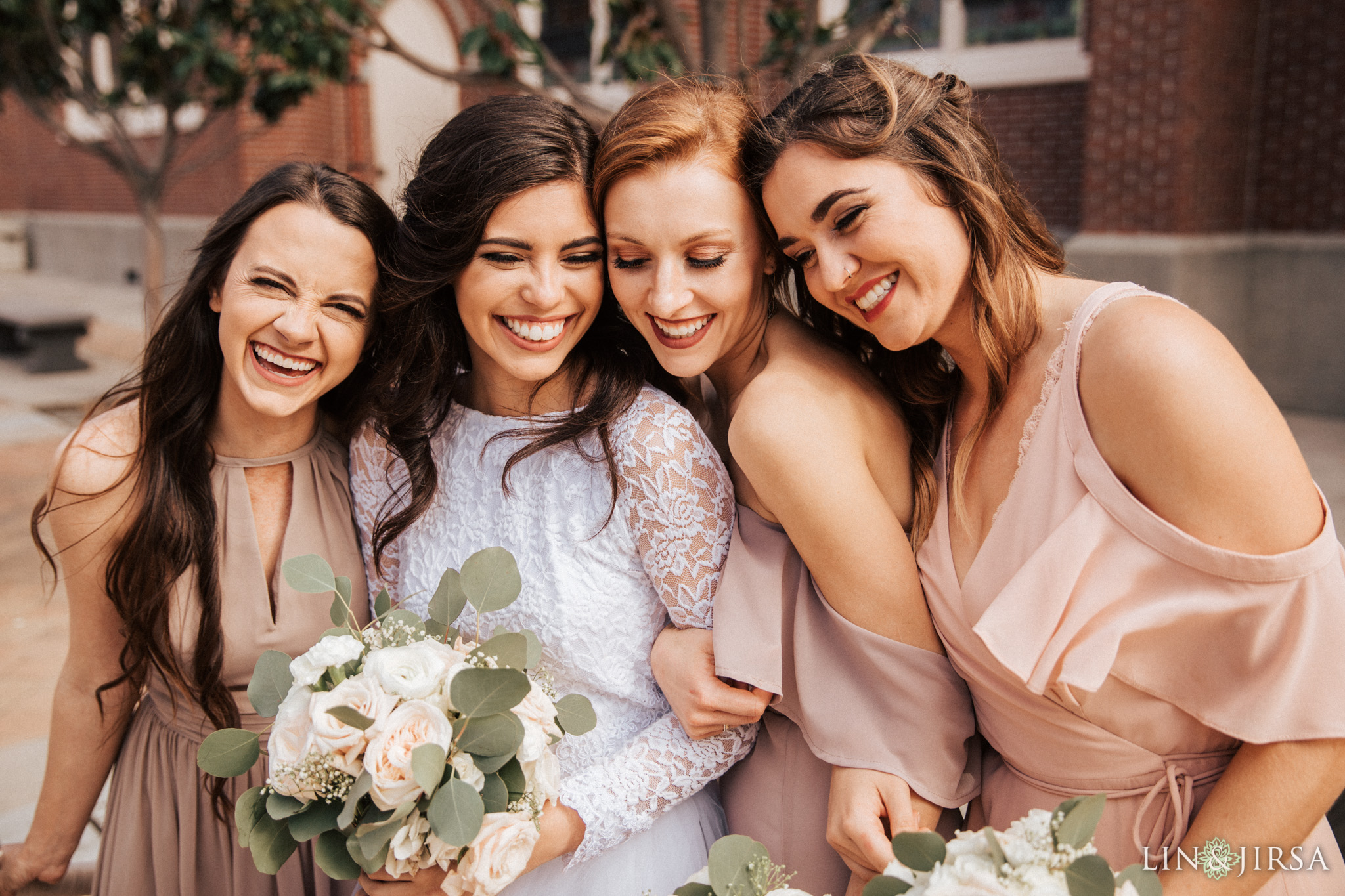 15 Womans Club Orange County Bridesmaids Wedding Photography