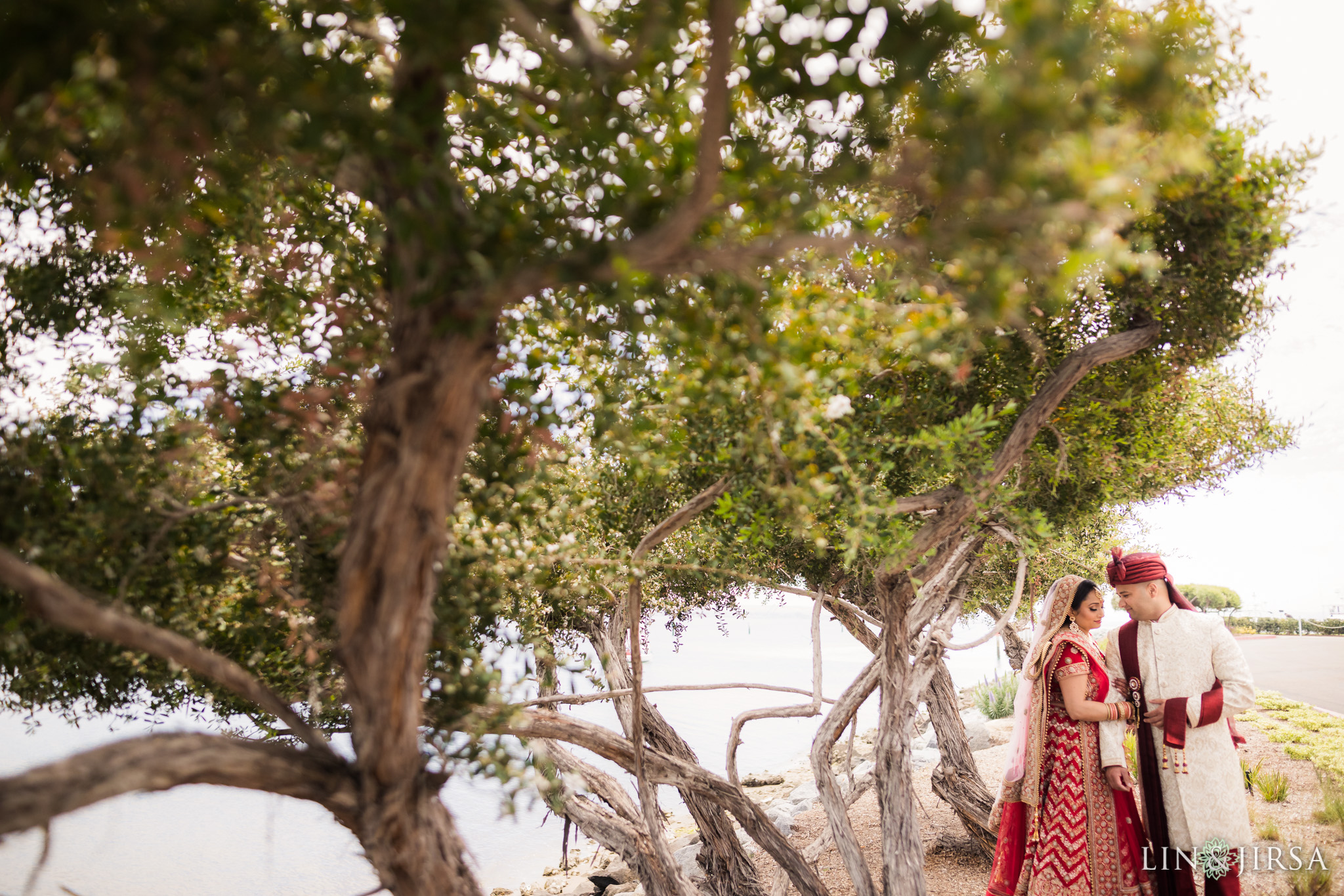 15 loews coronado bay resort indian first look wedding photography