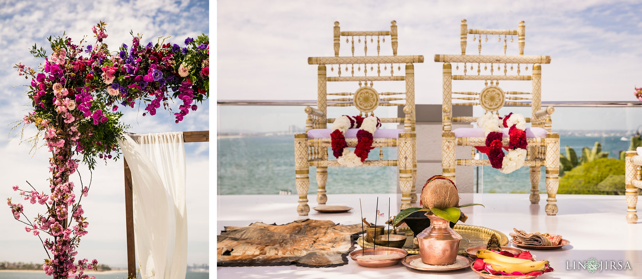 22 loews coronado bay resort indian wedding ceremony photography