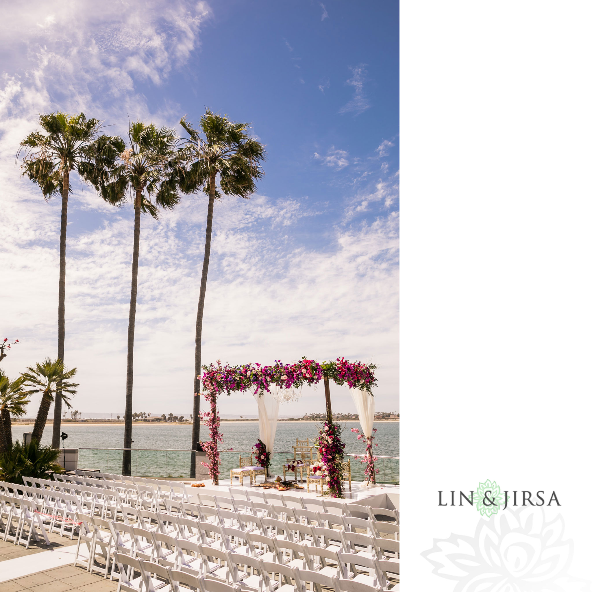 23 loews coronado bay resort indian wedding ceremony photography