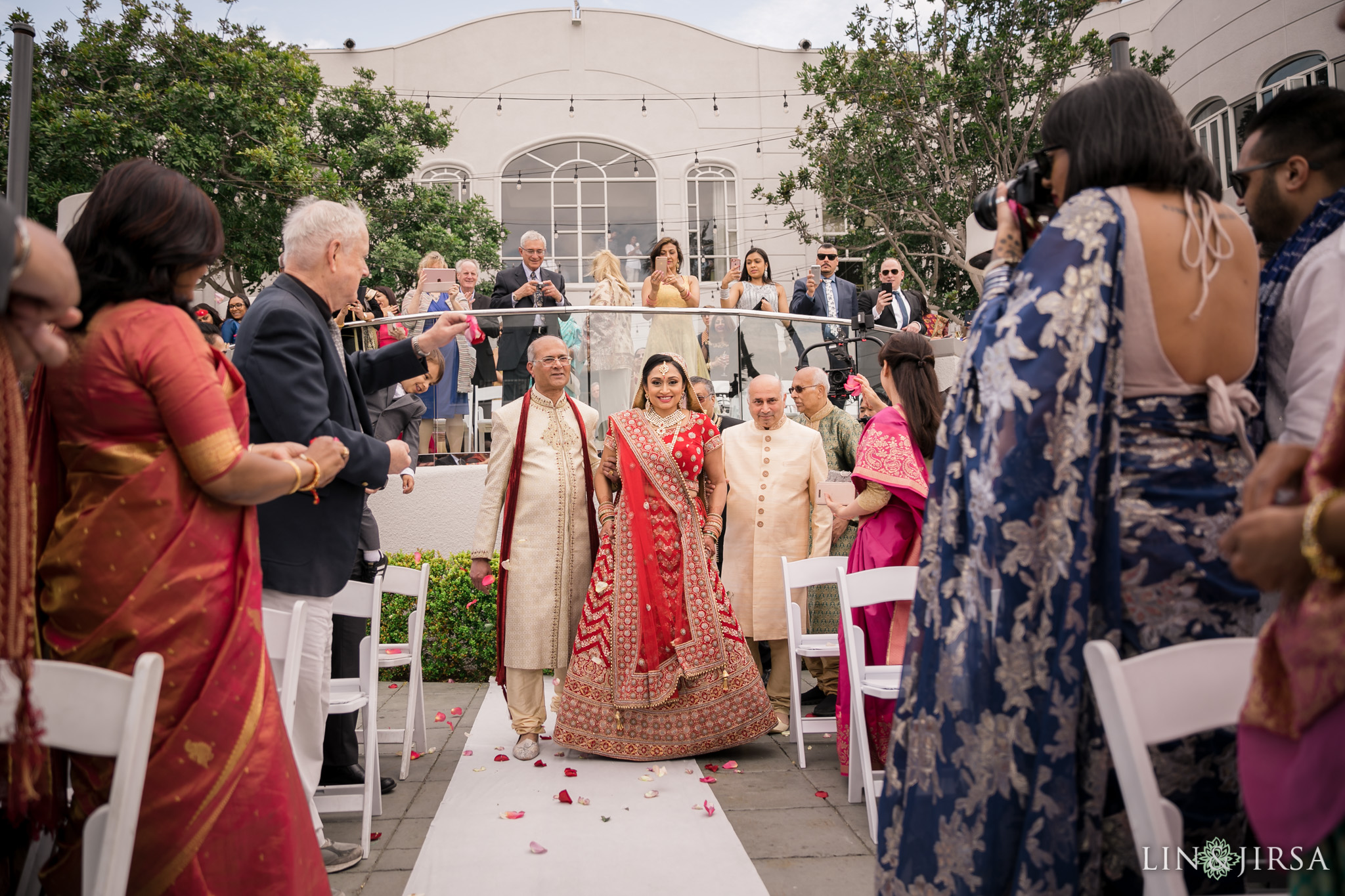 24 loews coronado bay resort indian wedding ceremony photography