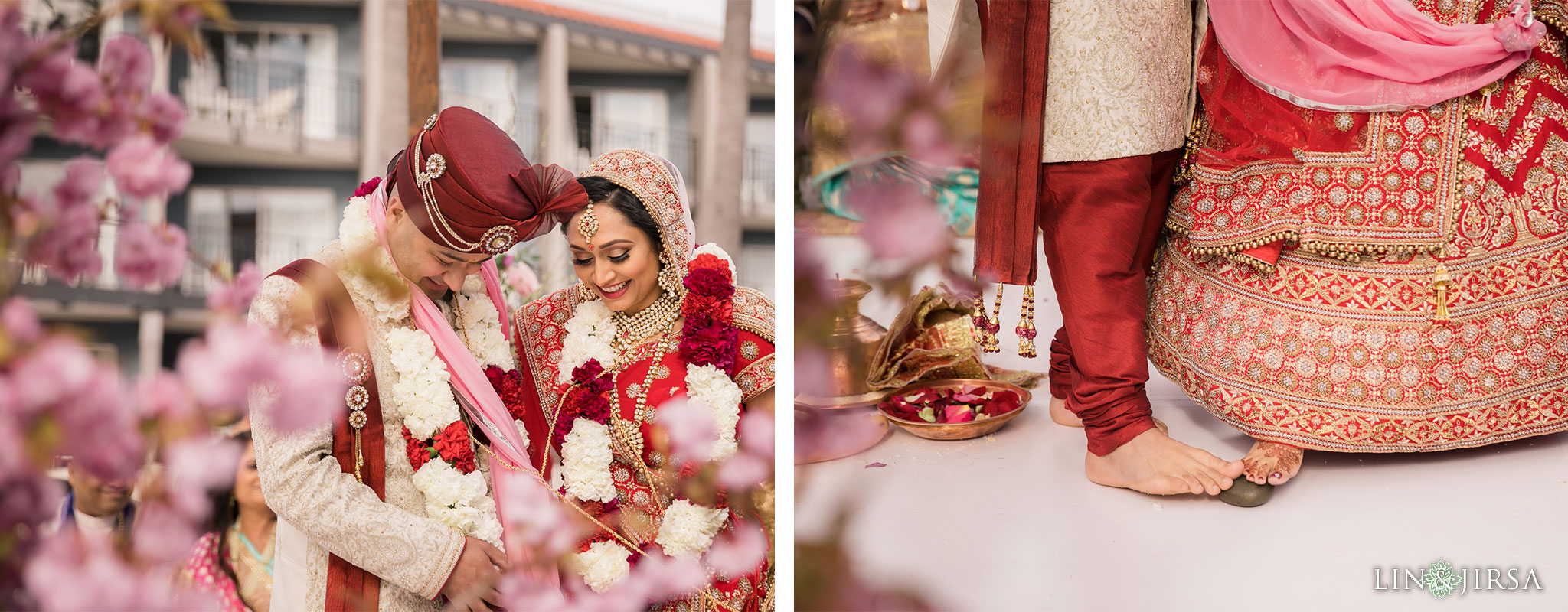 26 loews coronado bay resort indian wedding ceremony photography