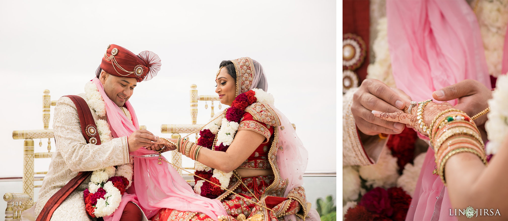 27 loews coronado bay resort indian wedding ceremony photography