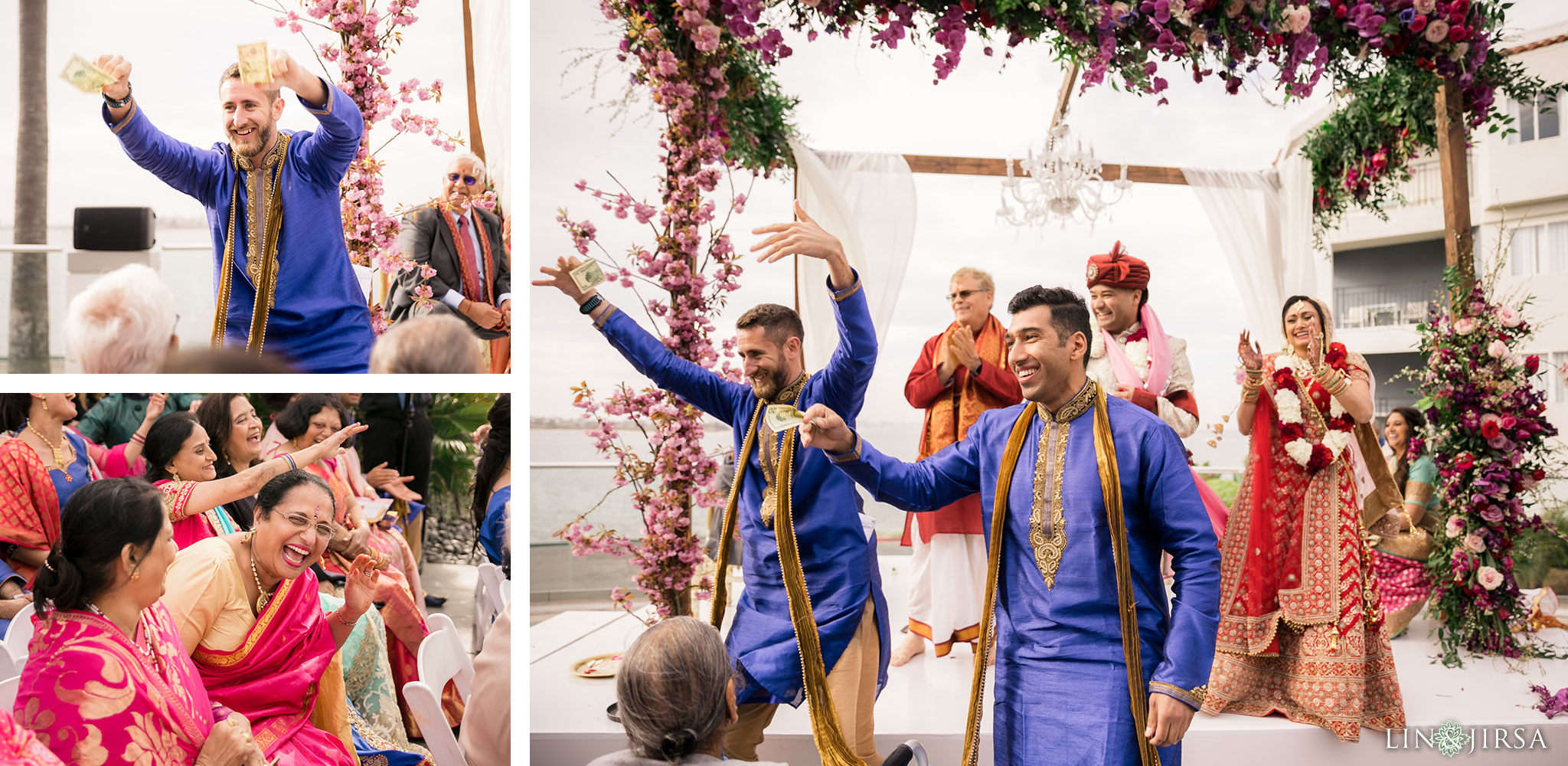 28 loews coronado bay resort indian wedding ceremony photography