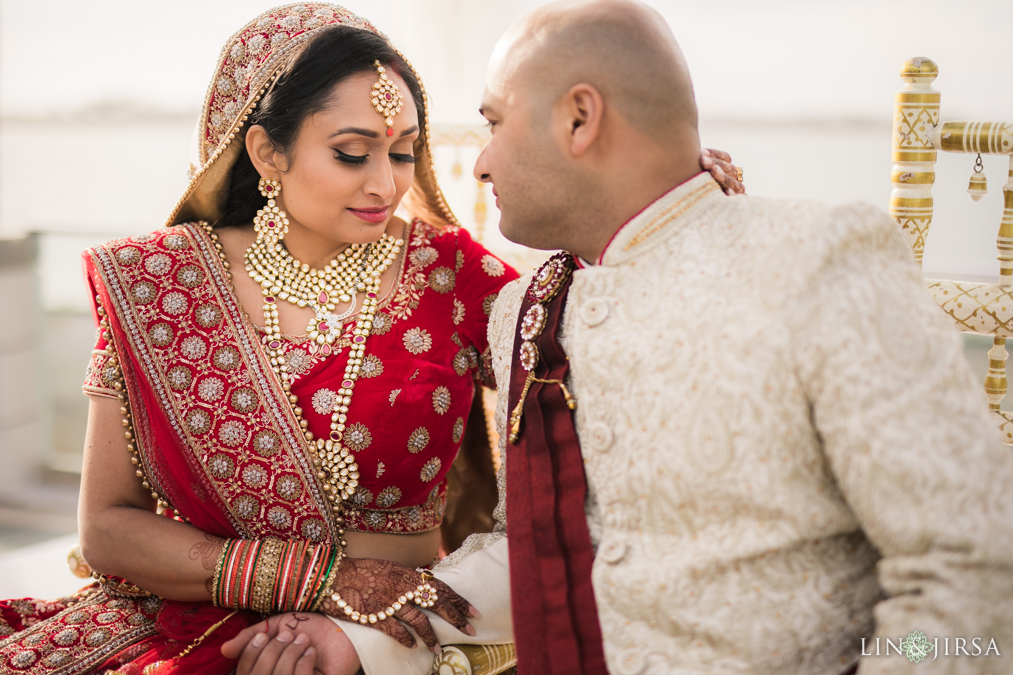 33 loews coronado bay resort indian wedding photography