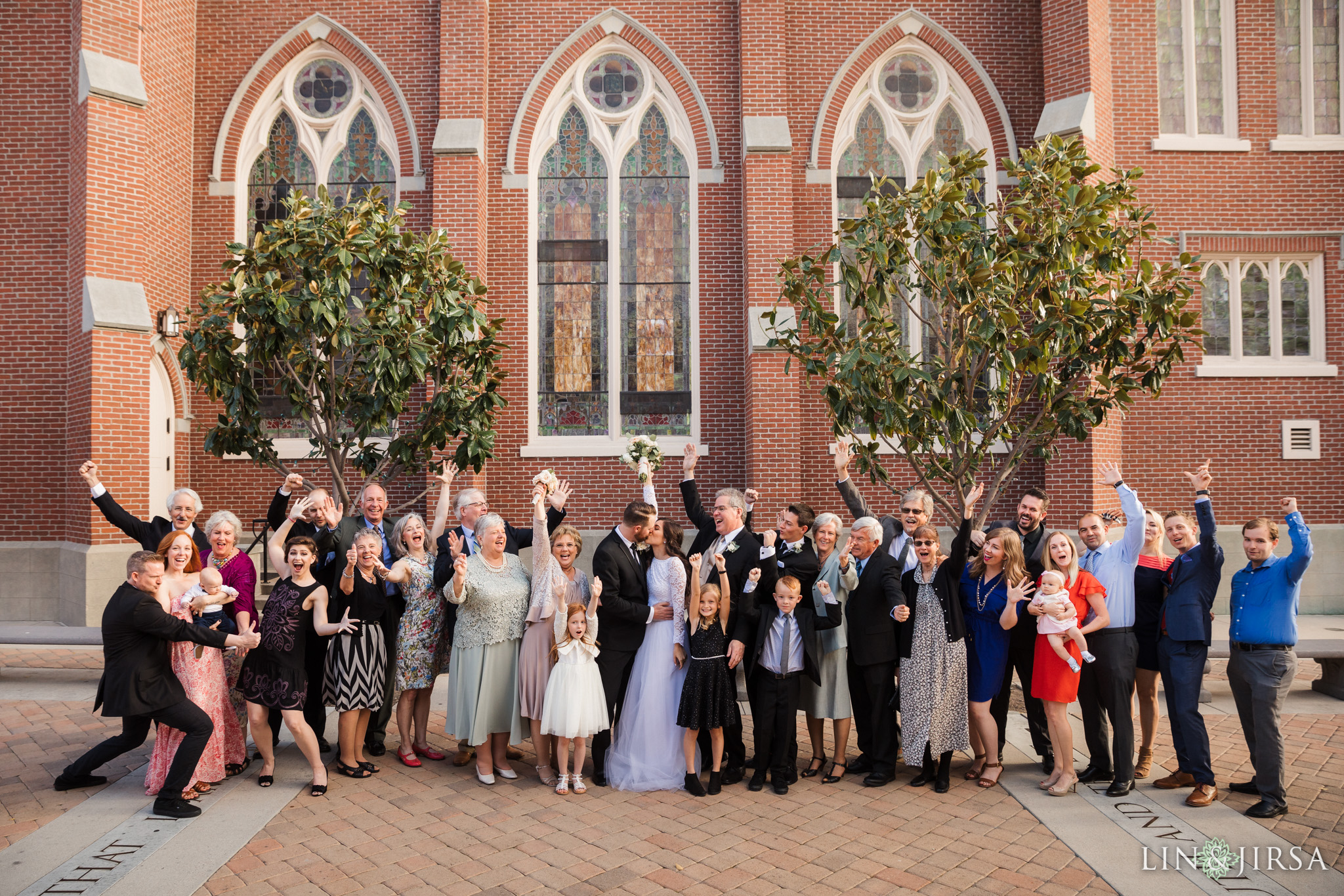 39 Womans Club Orange County Wedding Party Photography