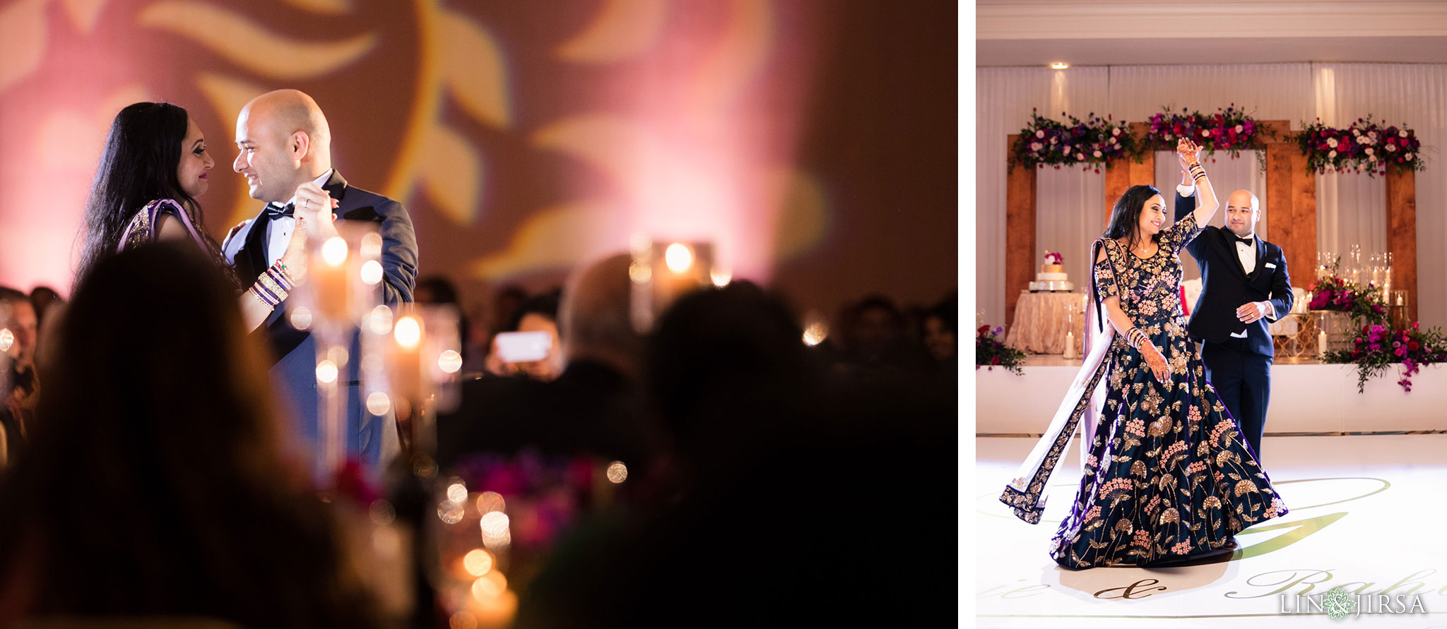42 loews coronado bay resort indian wedding reception photography