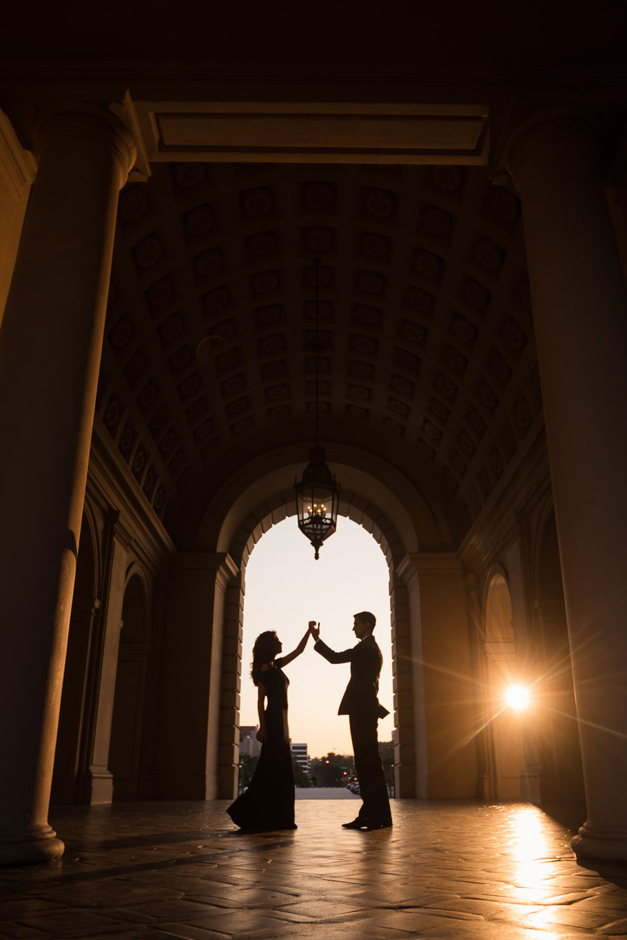 00 pasadena city hall engagement photography