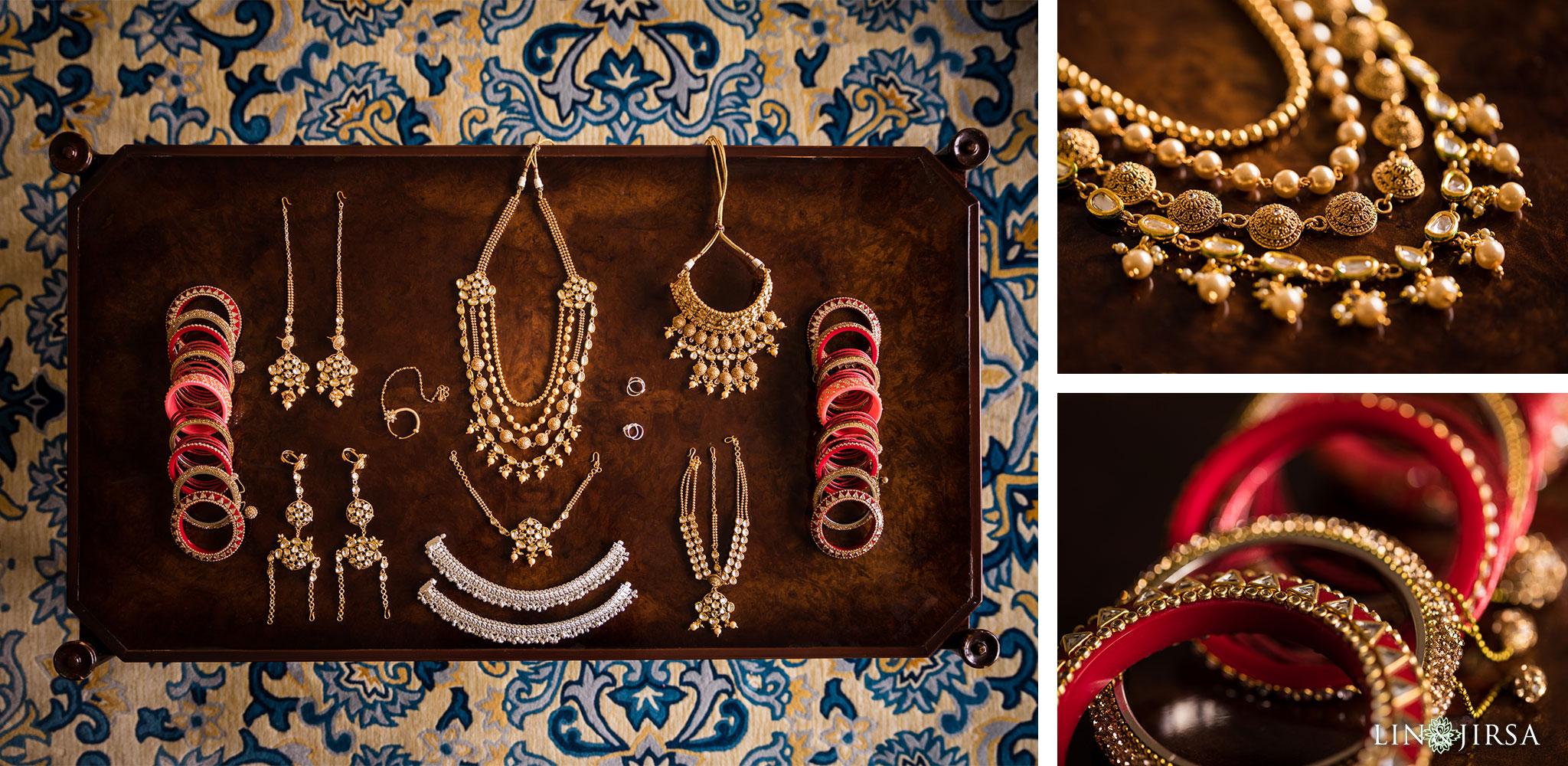 01 four seasons westlake village indian jewelry wedding photography