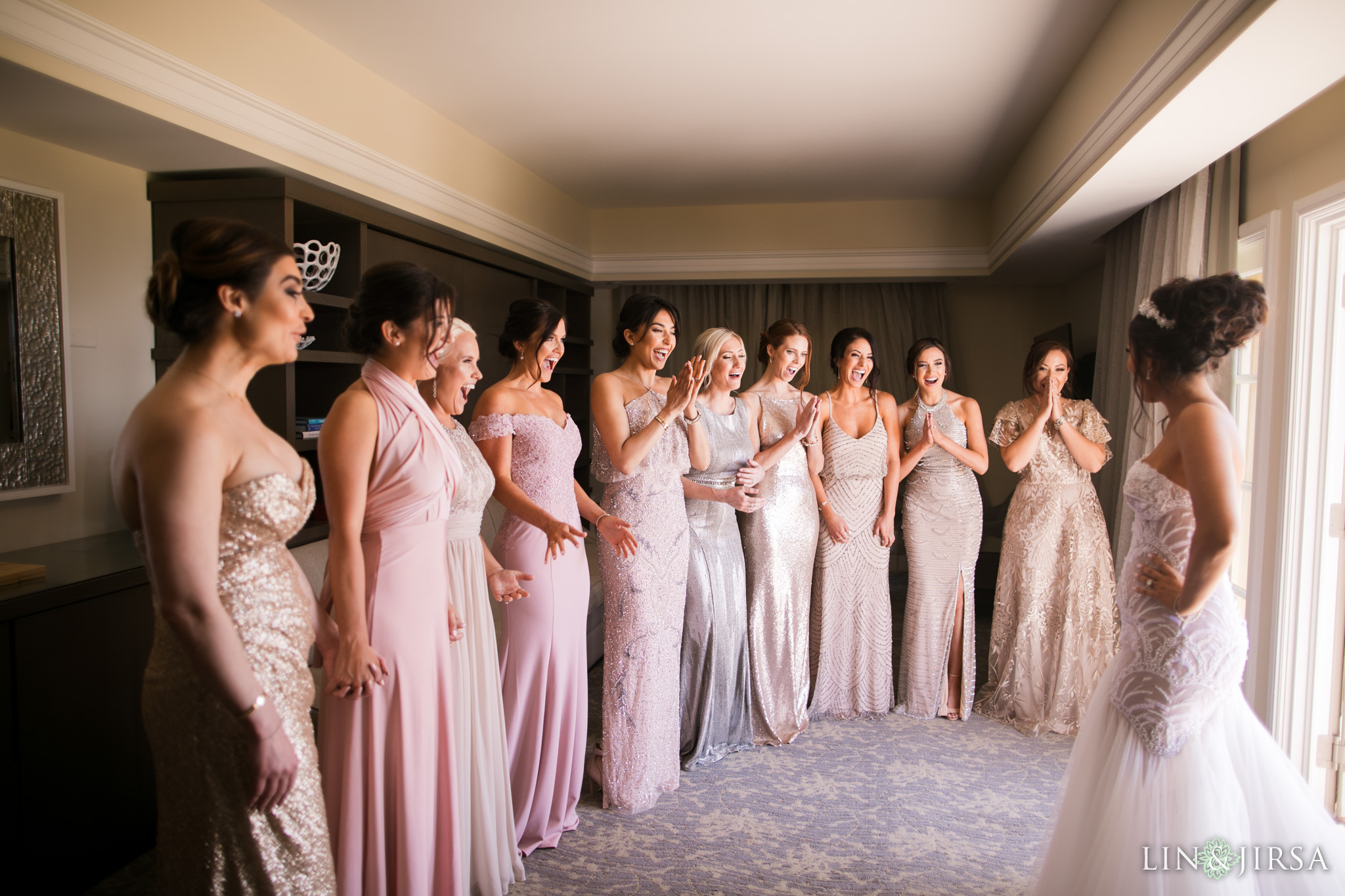 03 ritz carlton laguna niguel persian bridesmaids wedding photography