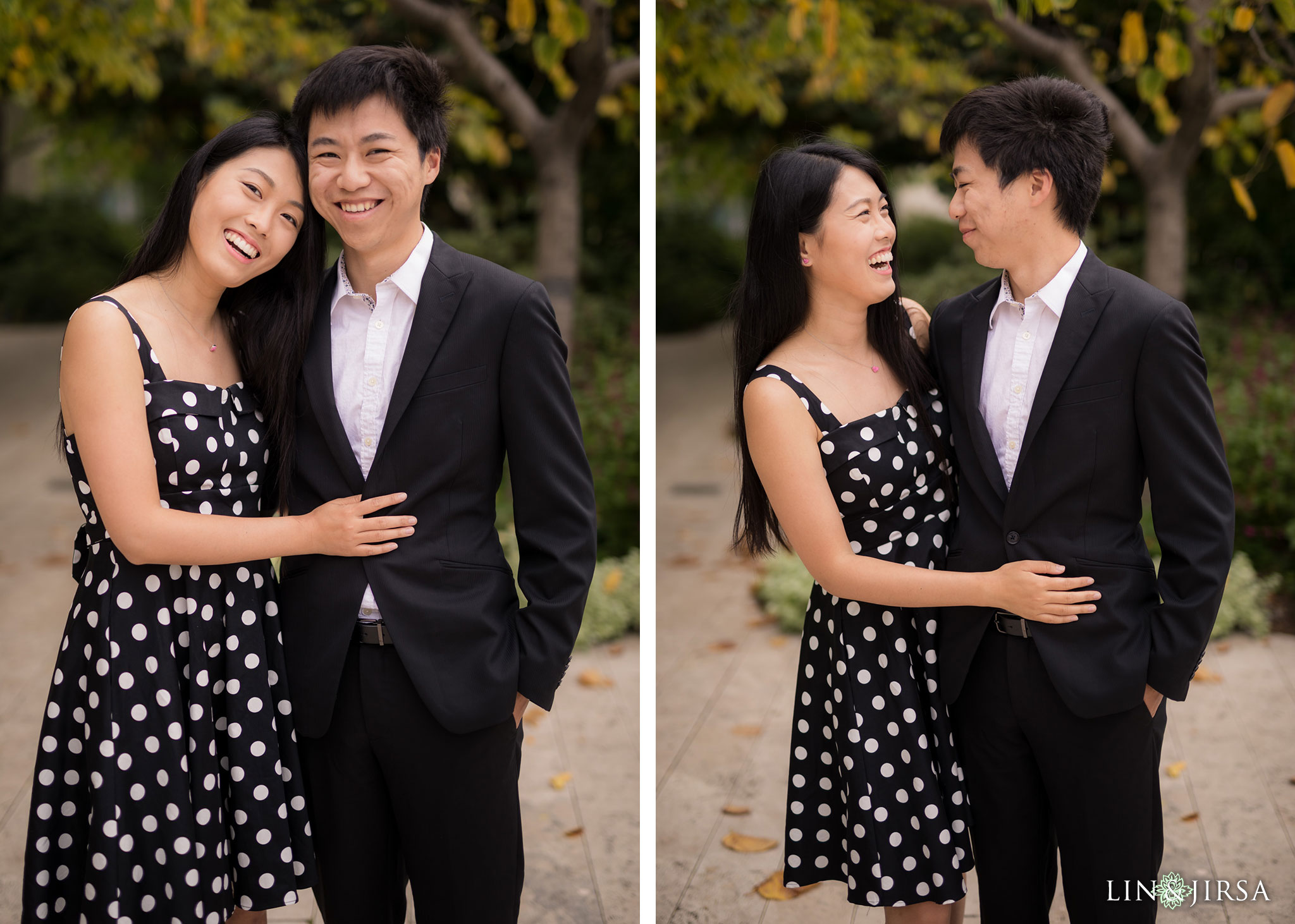 03 walt disney concert hall los angeles engagement photography
