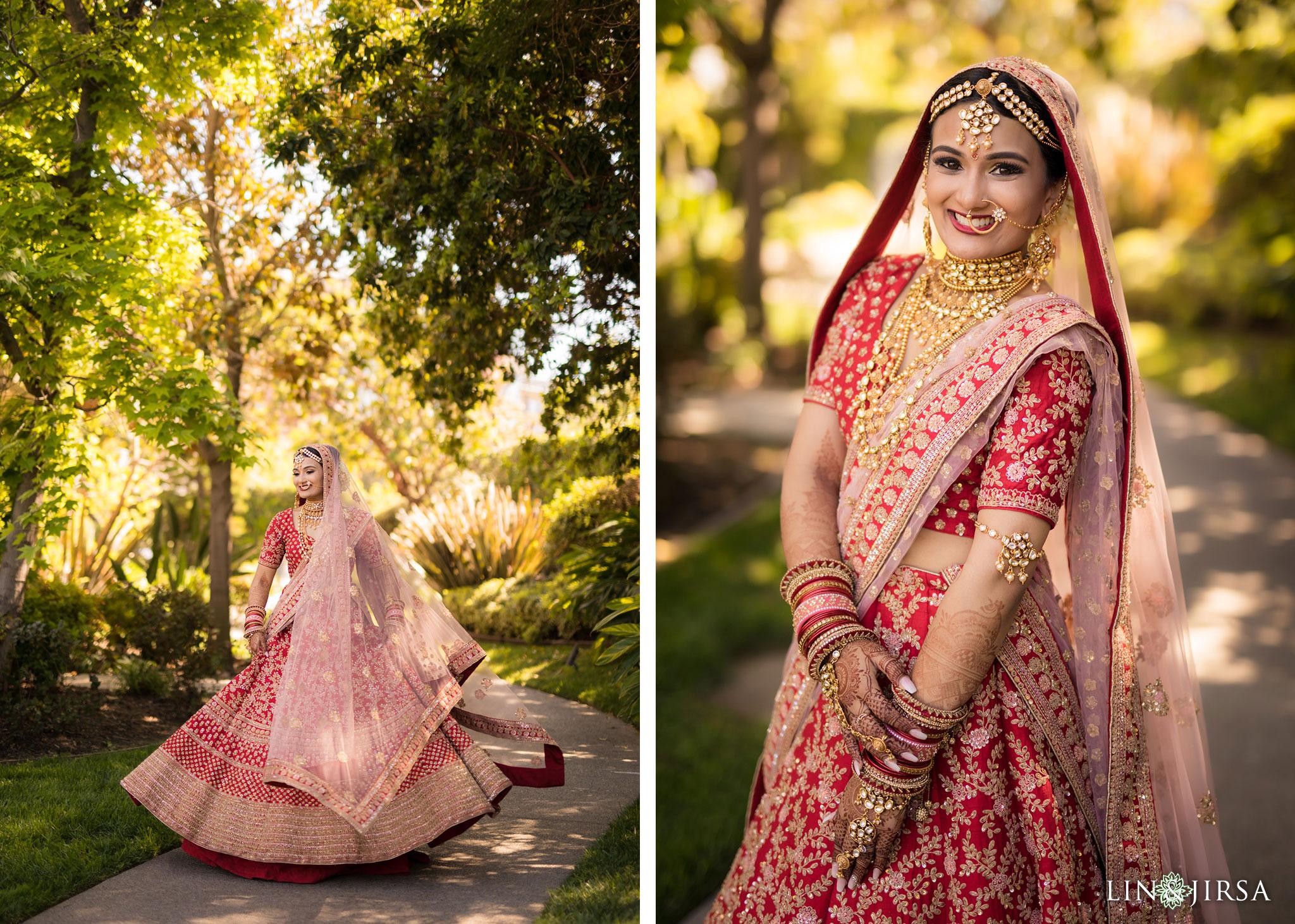06 four seasons westlake village indian bride wedding photography