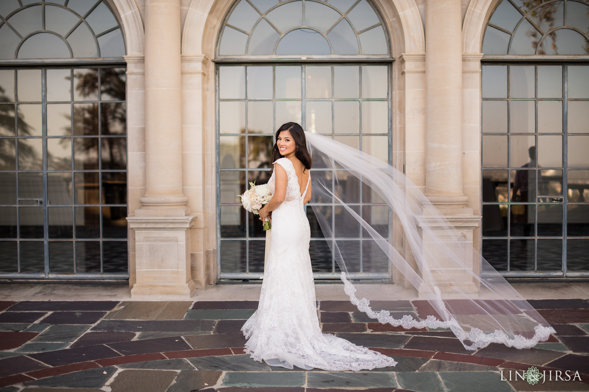 07 greystone mansion los angeles bride wedding photography