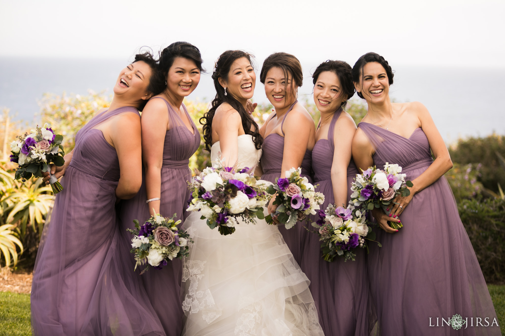 08 terranea resort rancho palos verdes wedding bridesmaids photography
