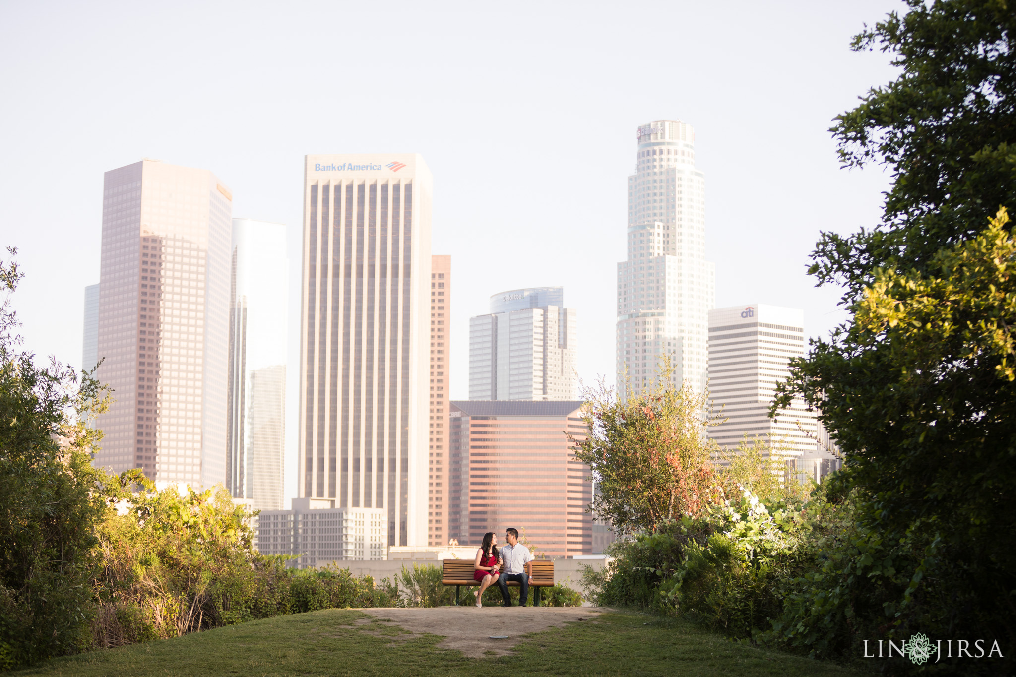 14 downtown los angeles engagement photography