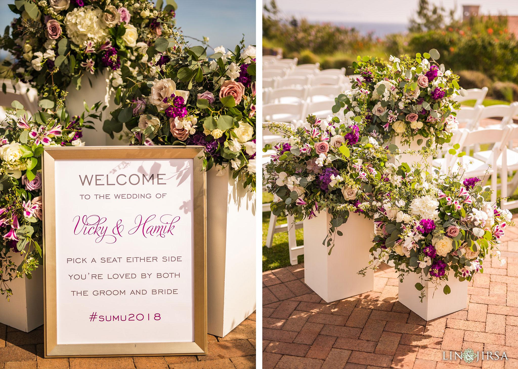 18 terranea resort rancho palos verdes wedding ceremony photography
