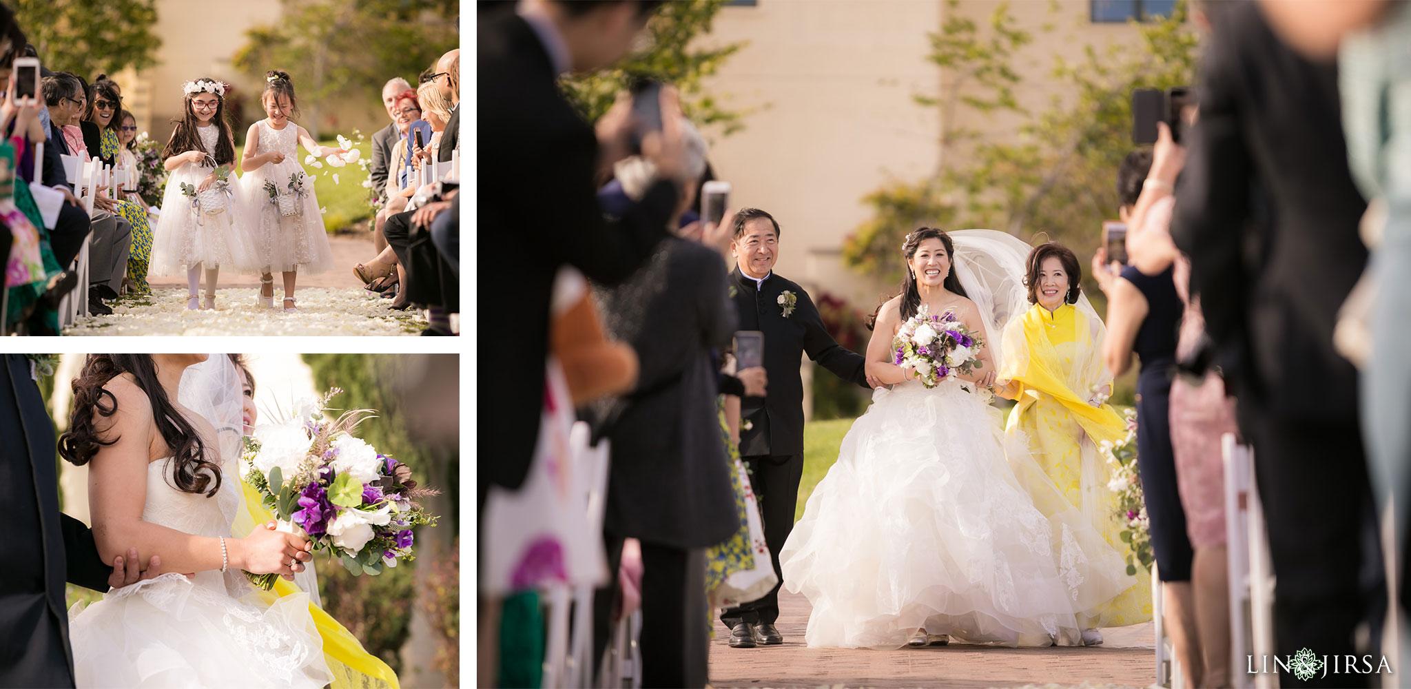 20 terranea resort rancho palos verdes wedding ceremony photography