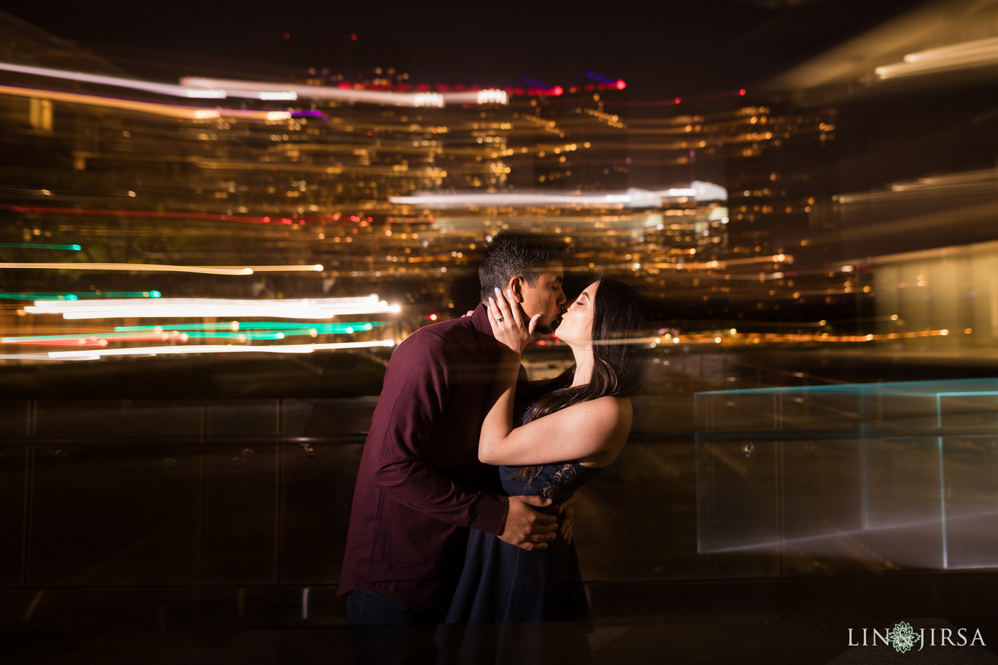 21 downtown los angeles engagement photography