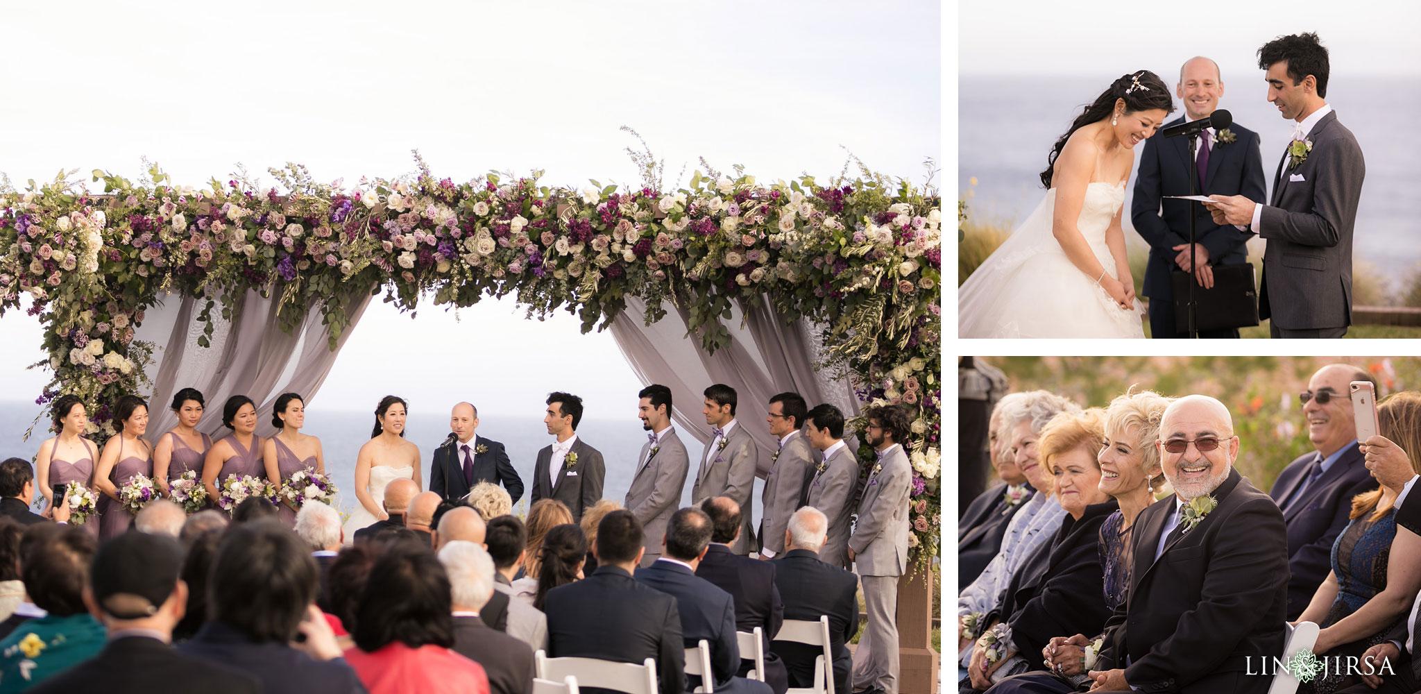 22 terranea resort rancho palos verdes wedding ceremony photography
