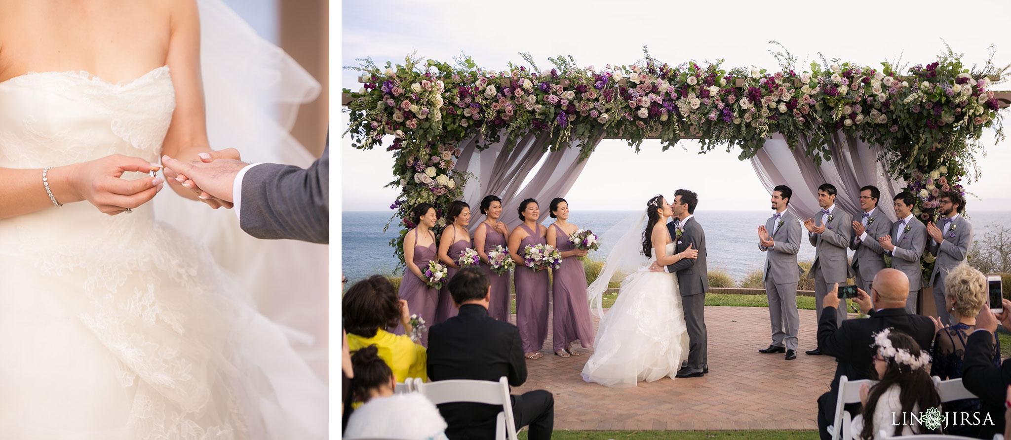 23 terranea resort rancho palos verdes wedding ceremony photography