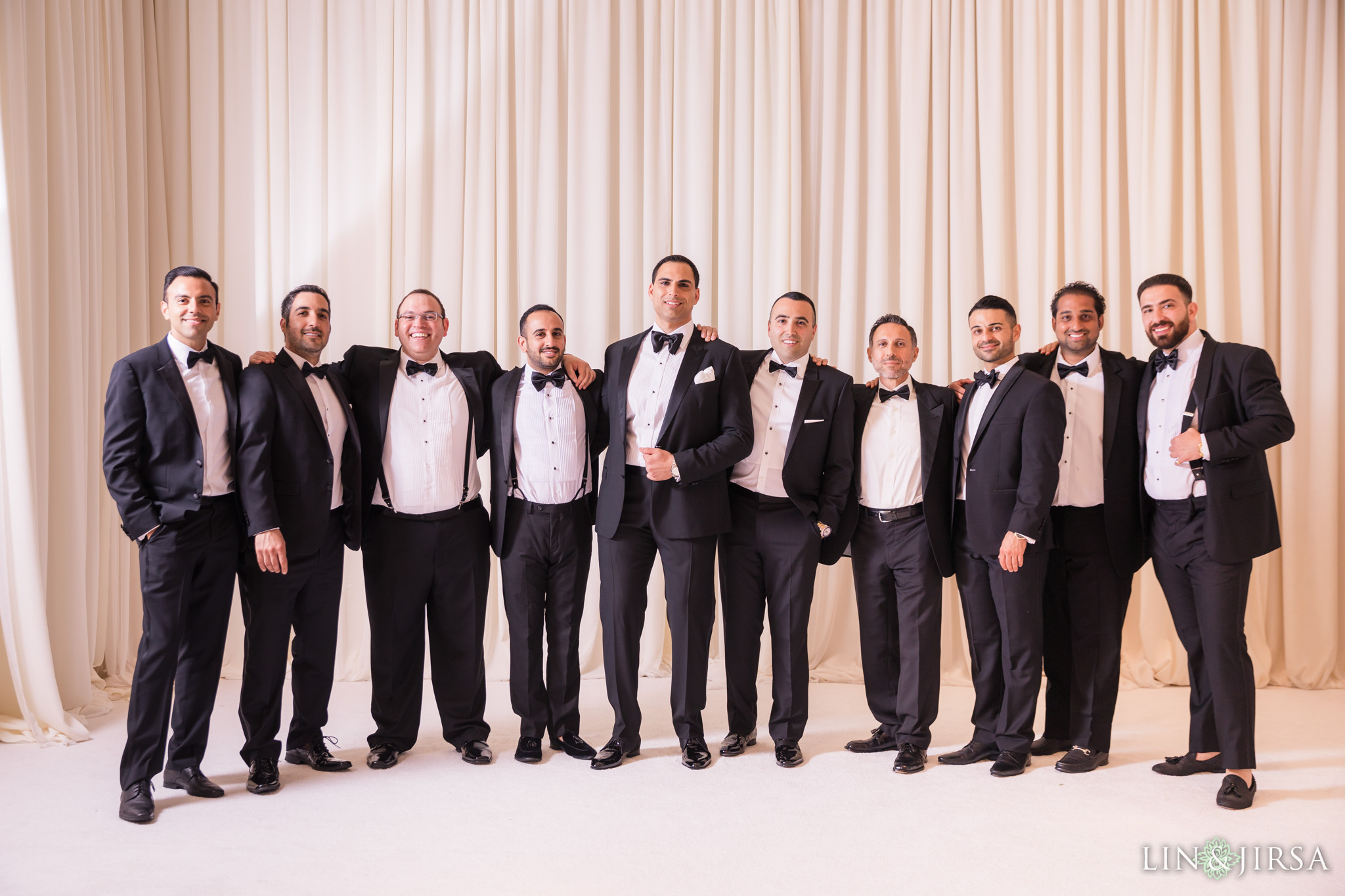 24 ritz carlton laguna niguel persian groomsmen wedding photography