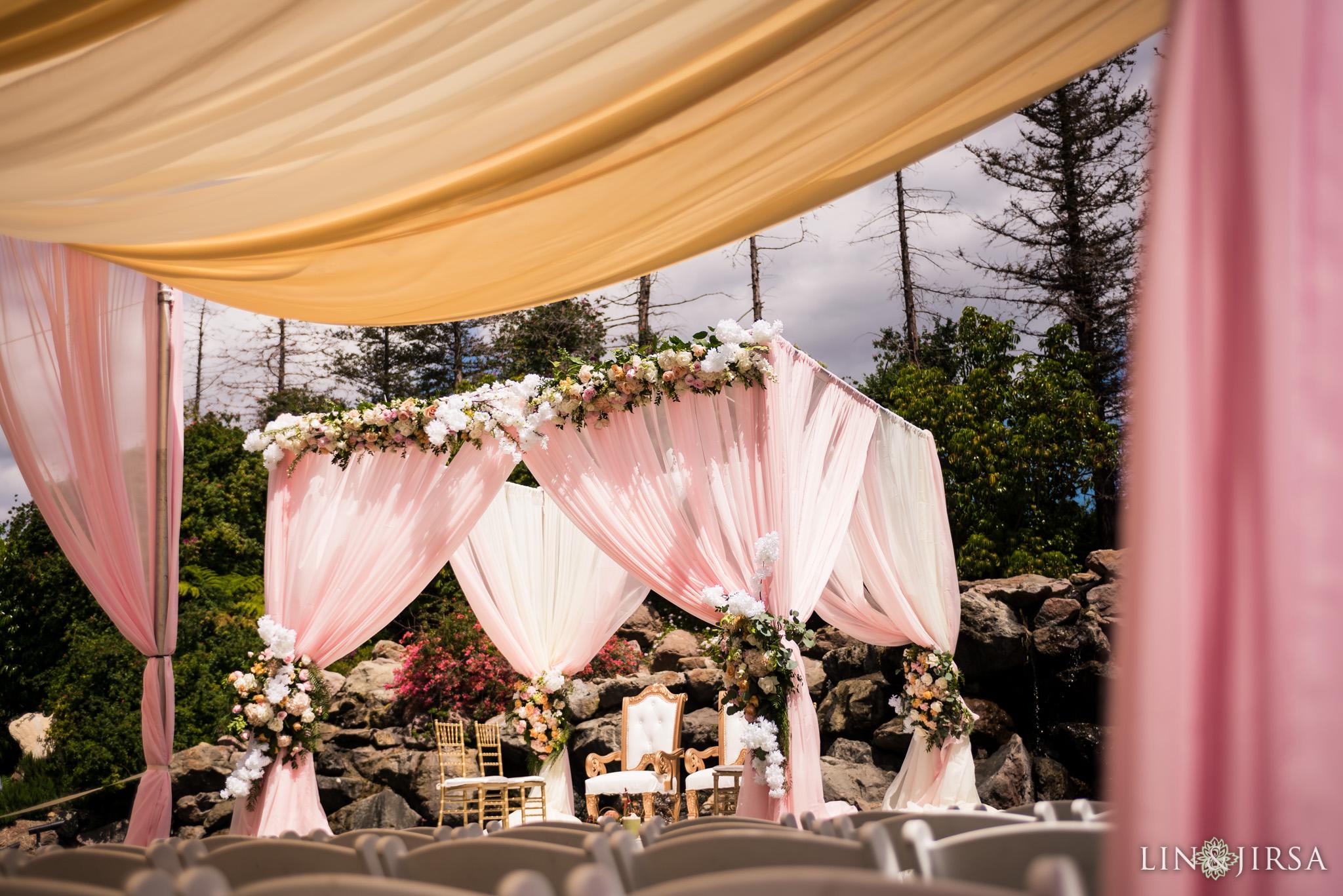 26 four seasons westlake village indian wedding ceremony photography
