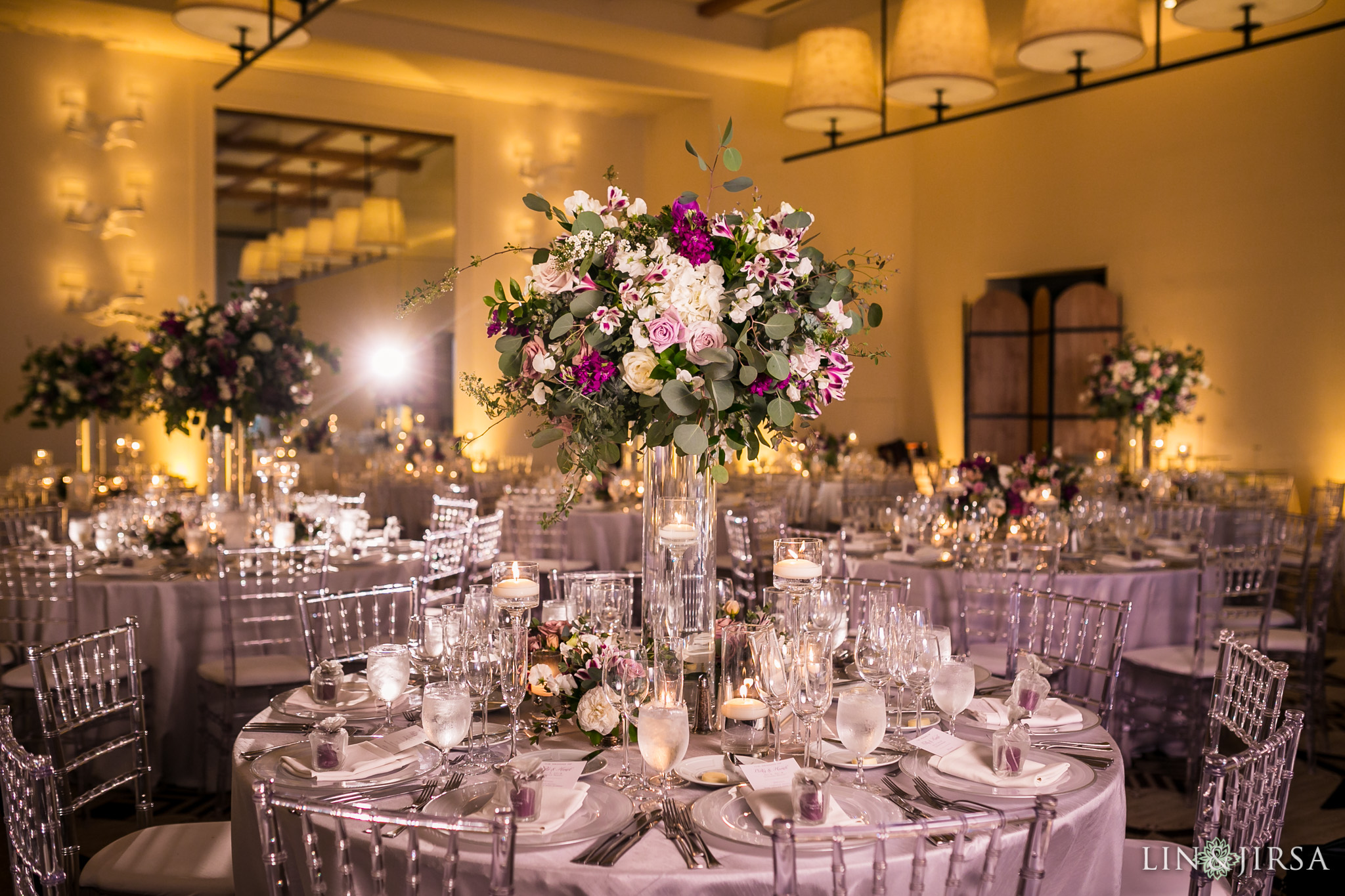 29 terranea resort rancho palos verdes wedding reception photography