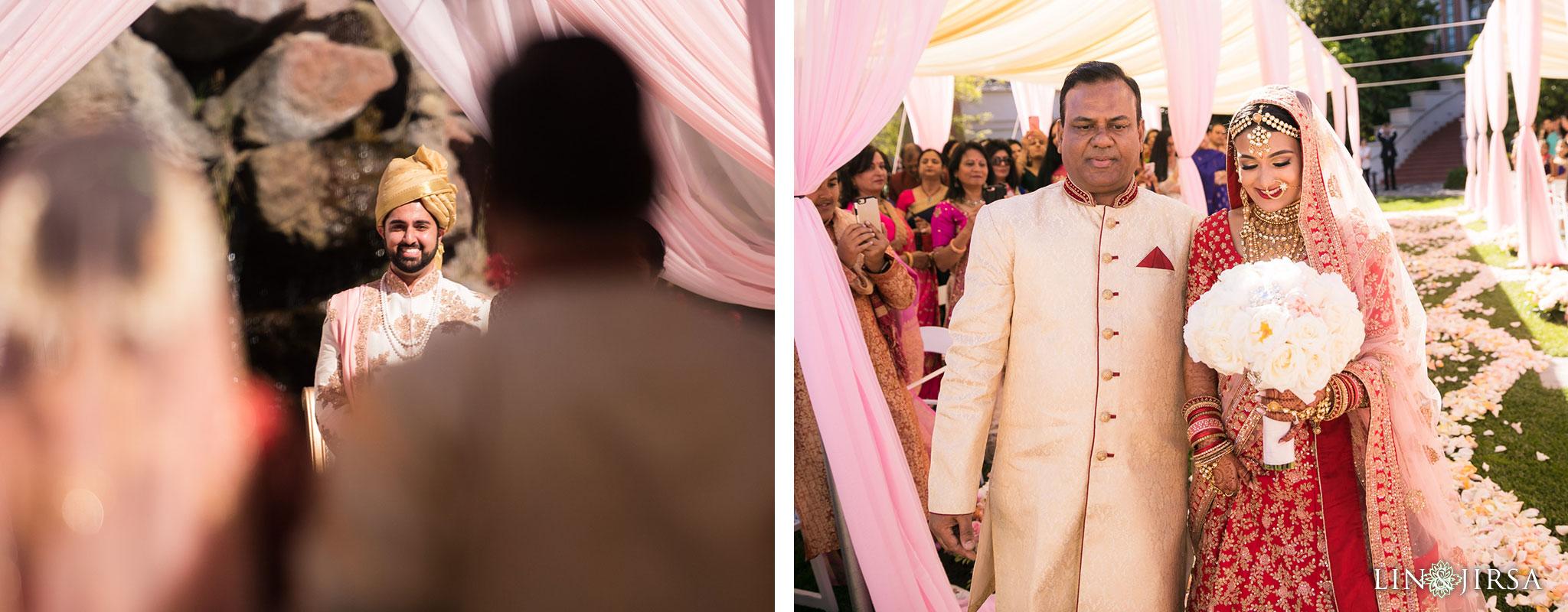 30 four seasons westlake village indian wedding ceremony photography