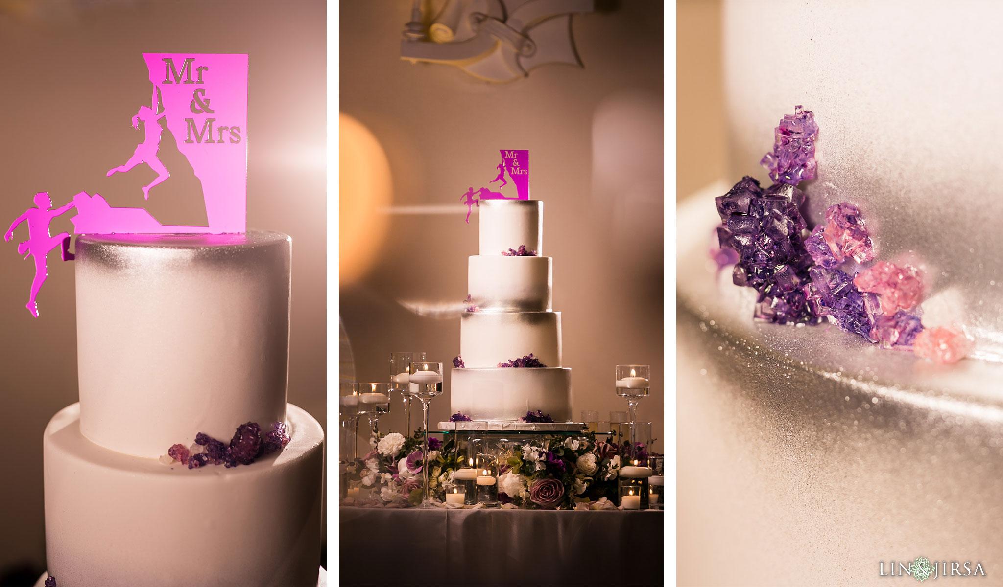 30 terranea resort rancho palos verdes wedding rock climbing cake photography