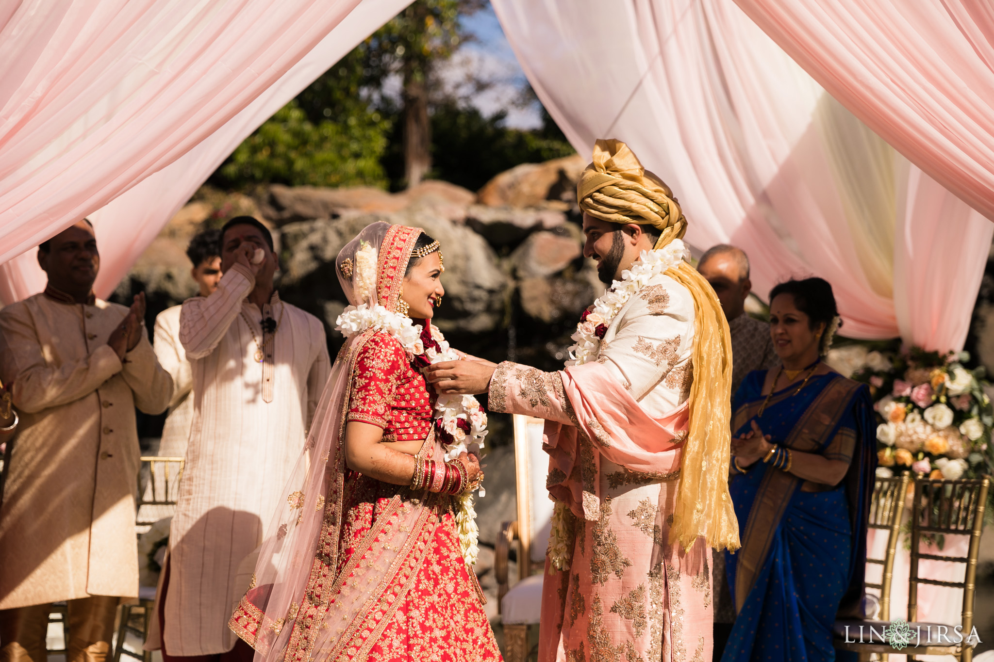 31 four seasons westlake village indian wedding ceremony photography