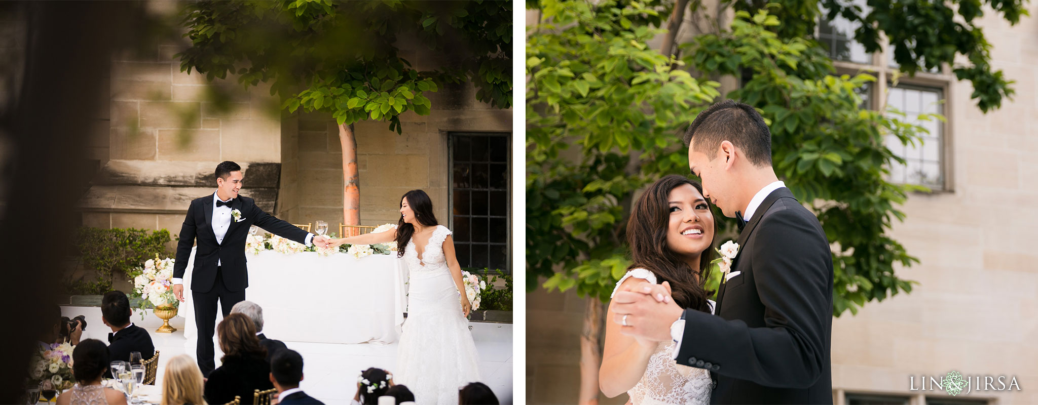 31 greystone mansion los angeles wedding reception photography
