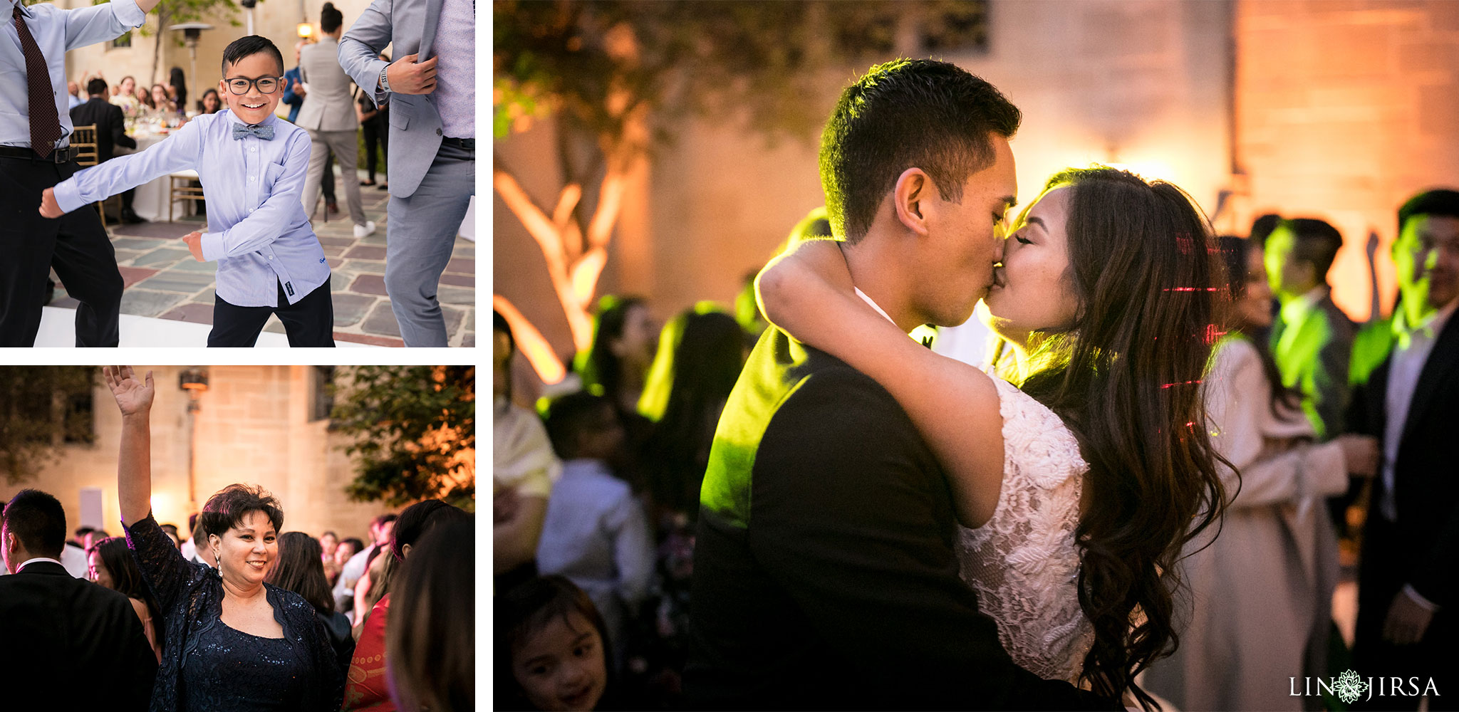33 greystone mansion los angeles wedding reception photography
