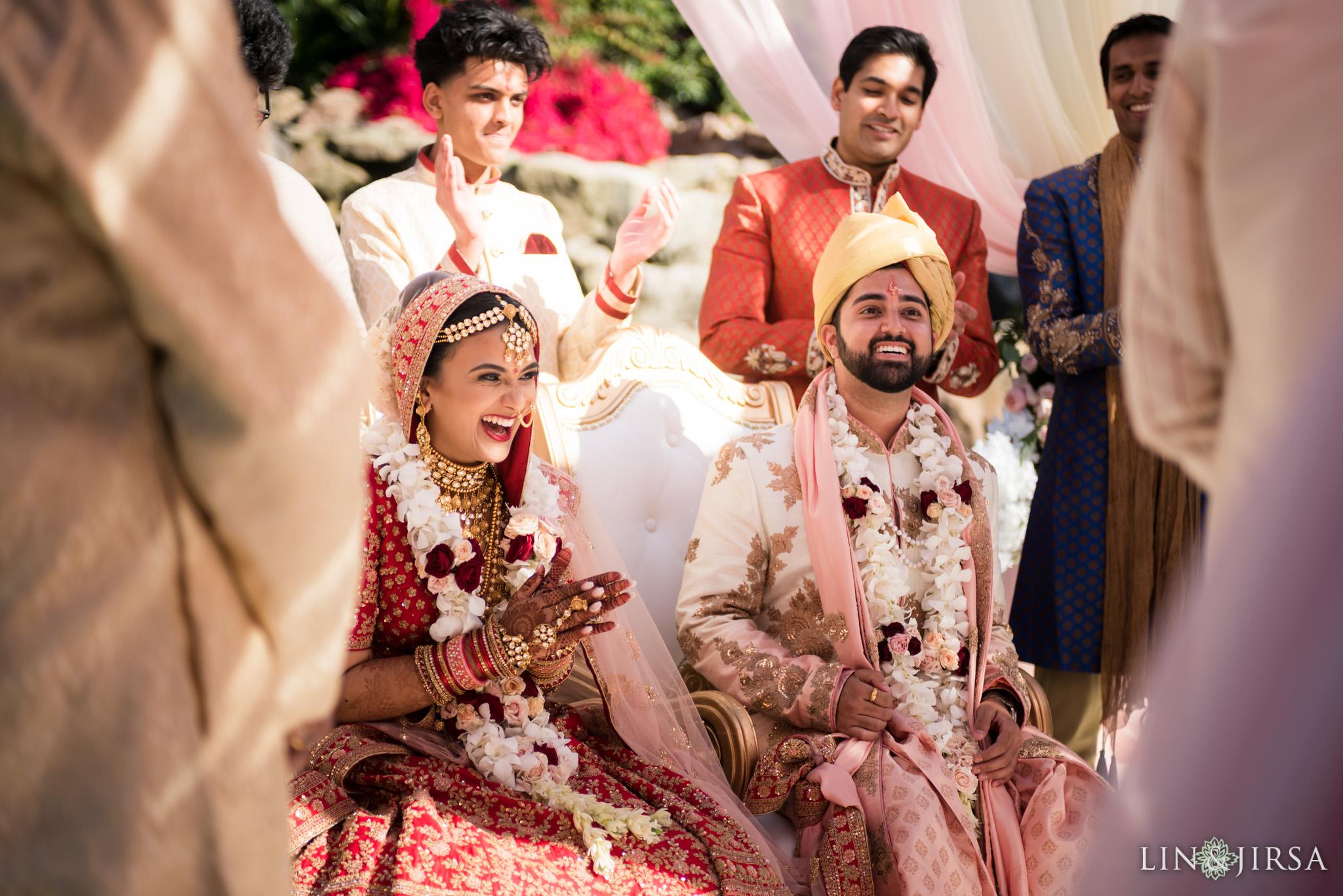 35 four seasons westlake village indian wedding ceremony photography