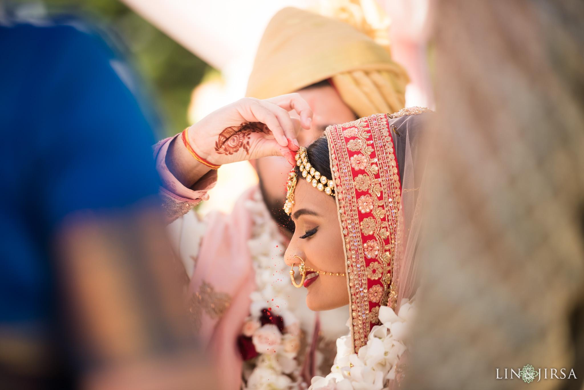 36 four seasons westlake village indian wedding ceremony photography