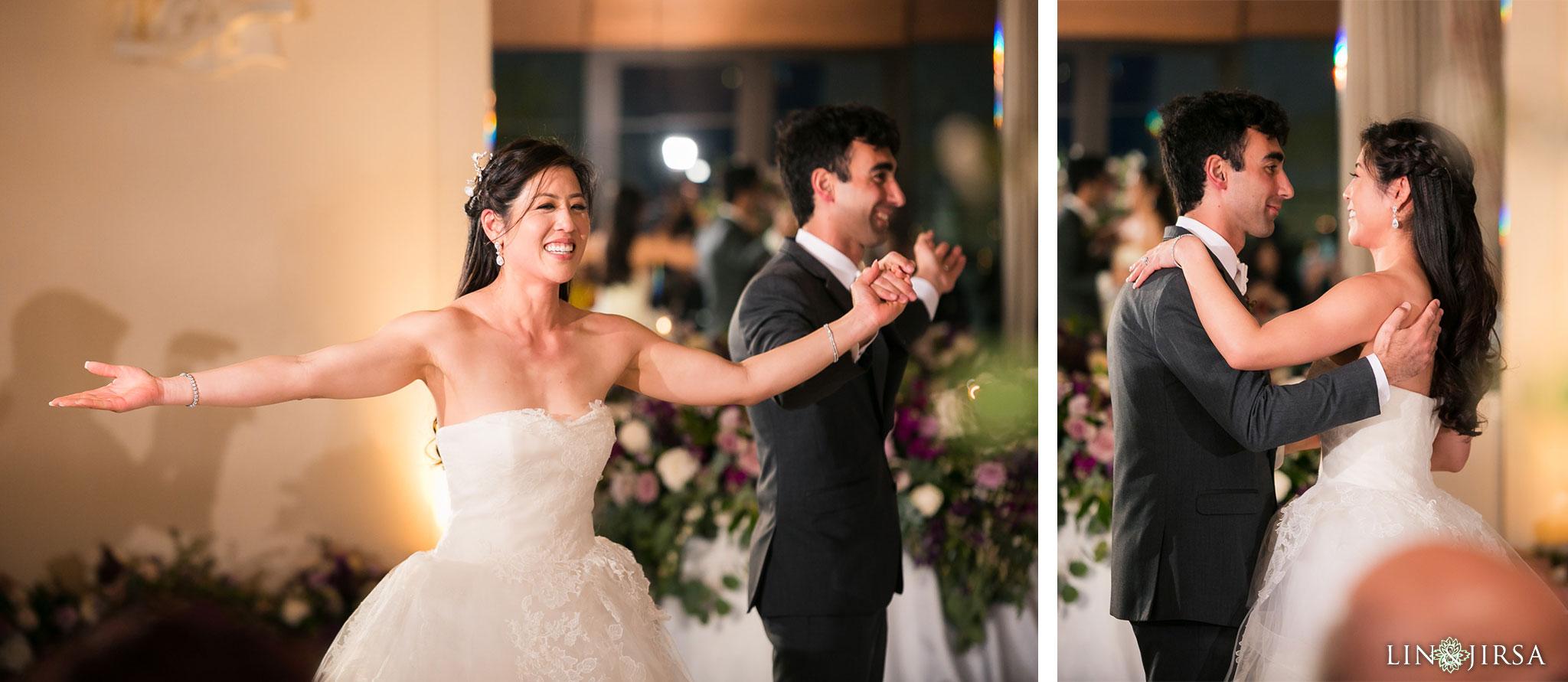 36 terranea resort rancho palos verdes wedding reception photography