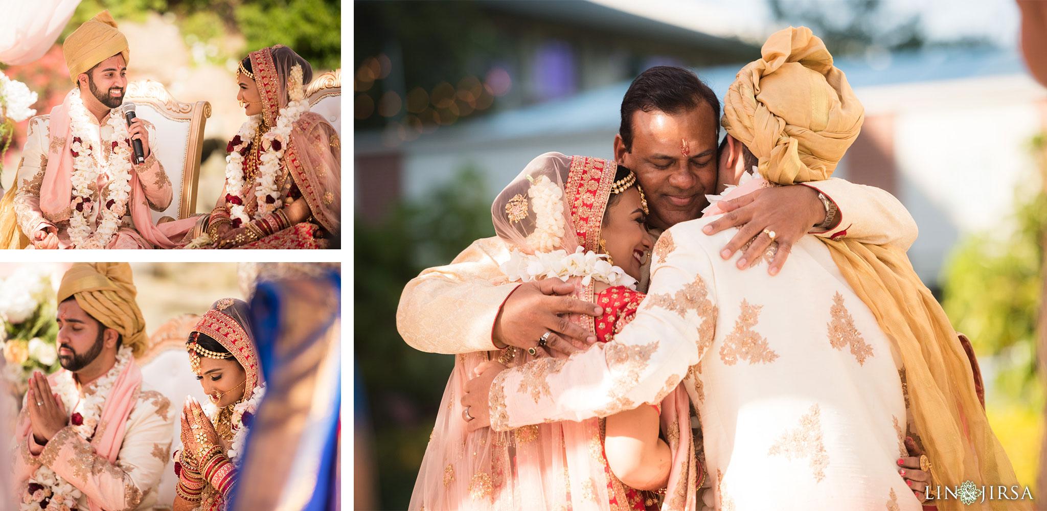37 four seasons westlake village indian wedding ceremony photography