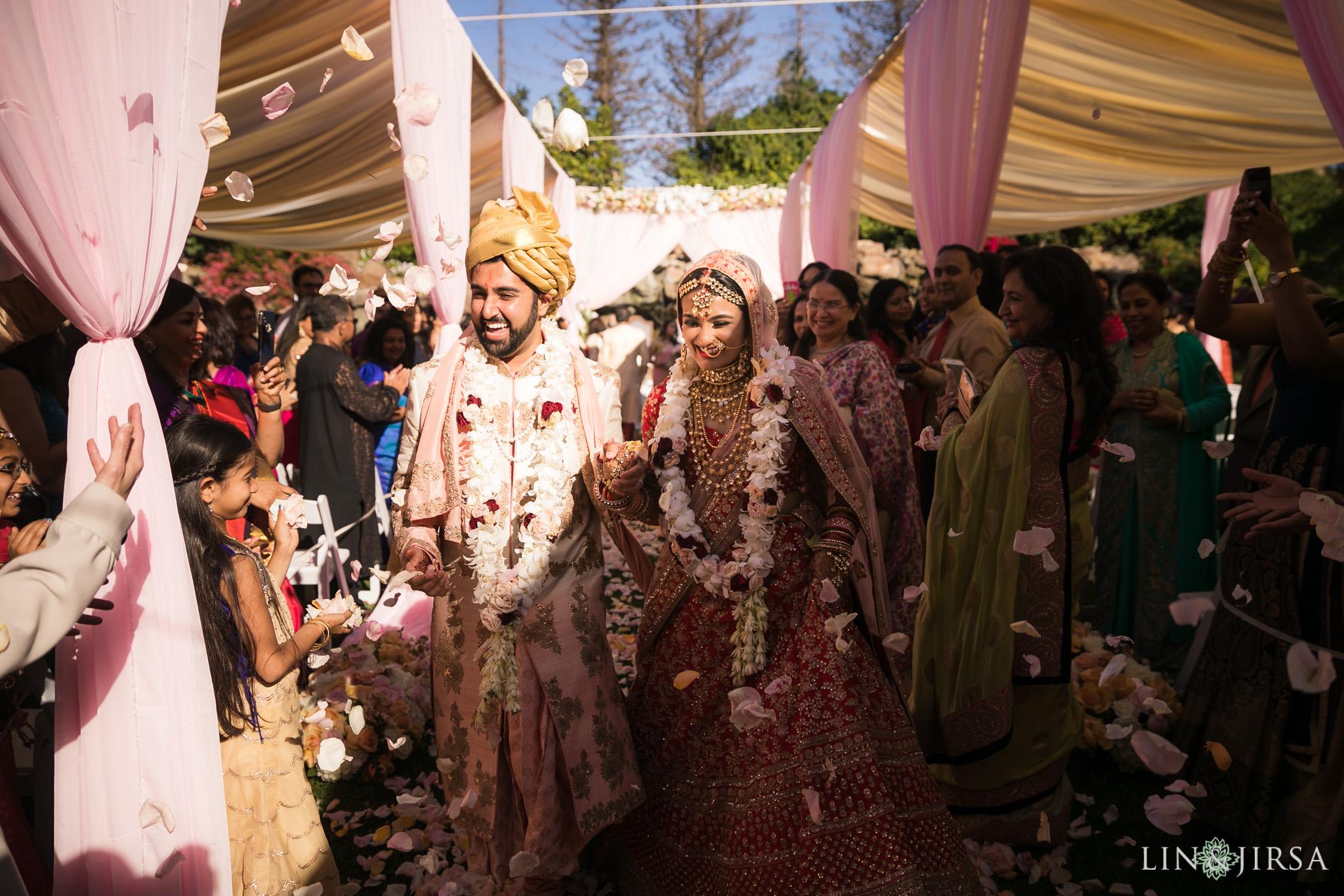 38 four seasons westlake village indian wedding ceremony photography