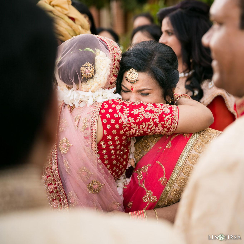40 four seasons westlake village indian wedding vidaai photography