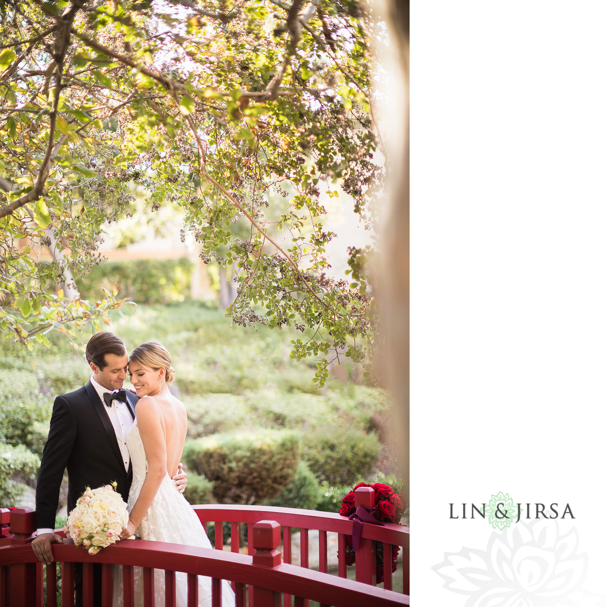 03 langham huntington pasadena bride groom wedding photography