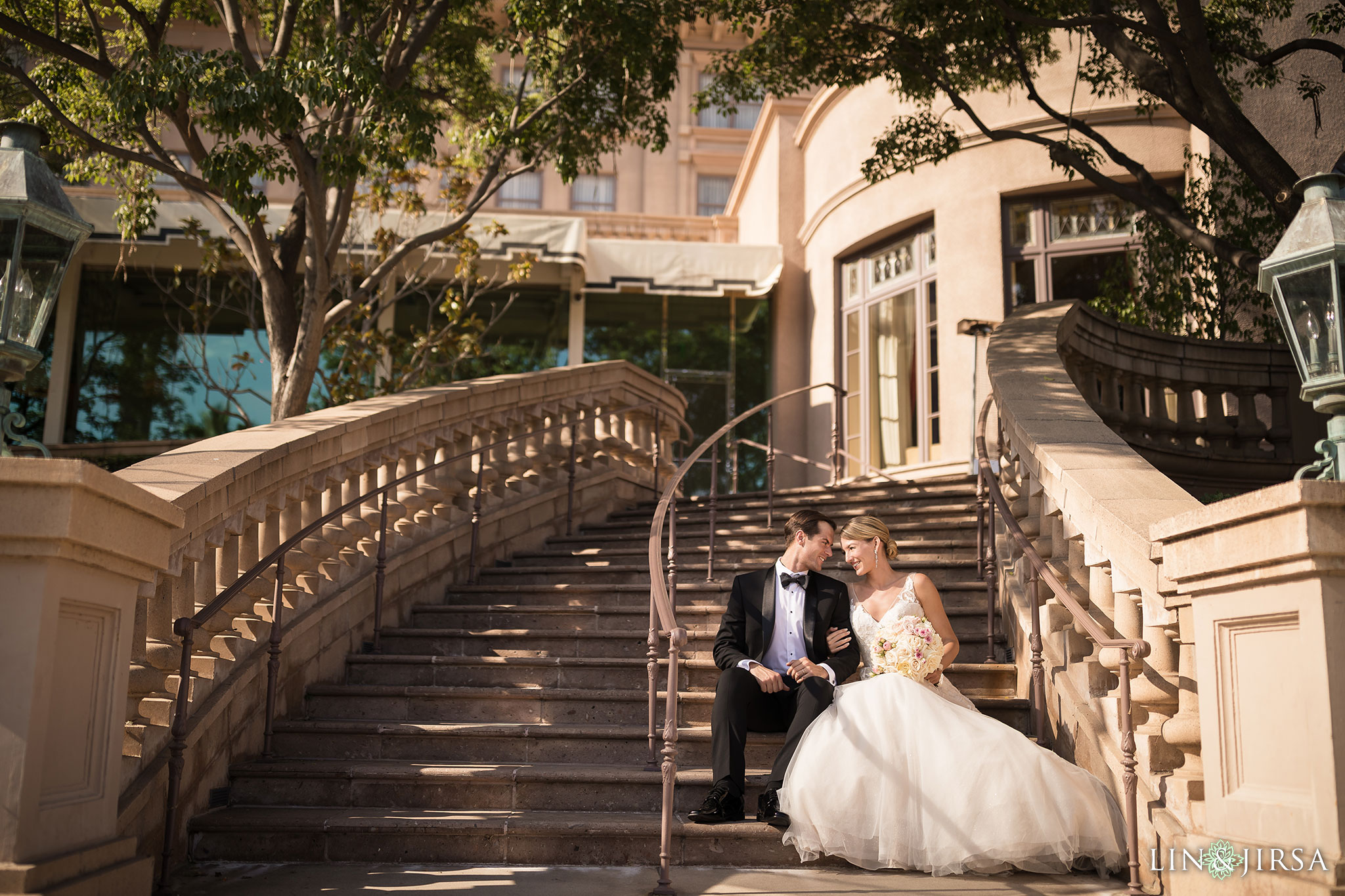 10 langham huntington pasadena wedding couple session photography