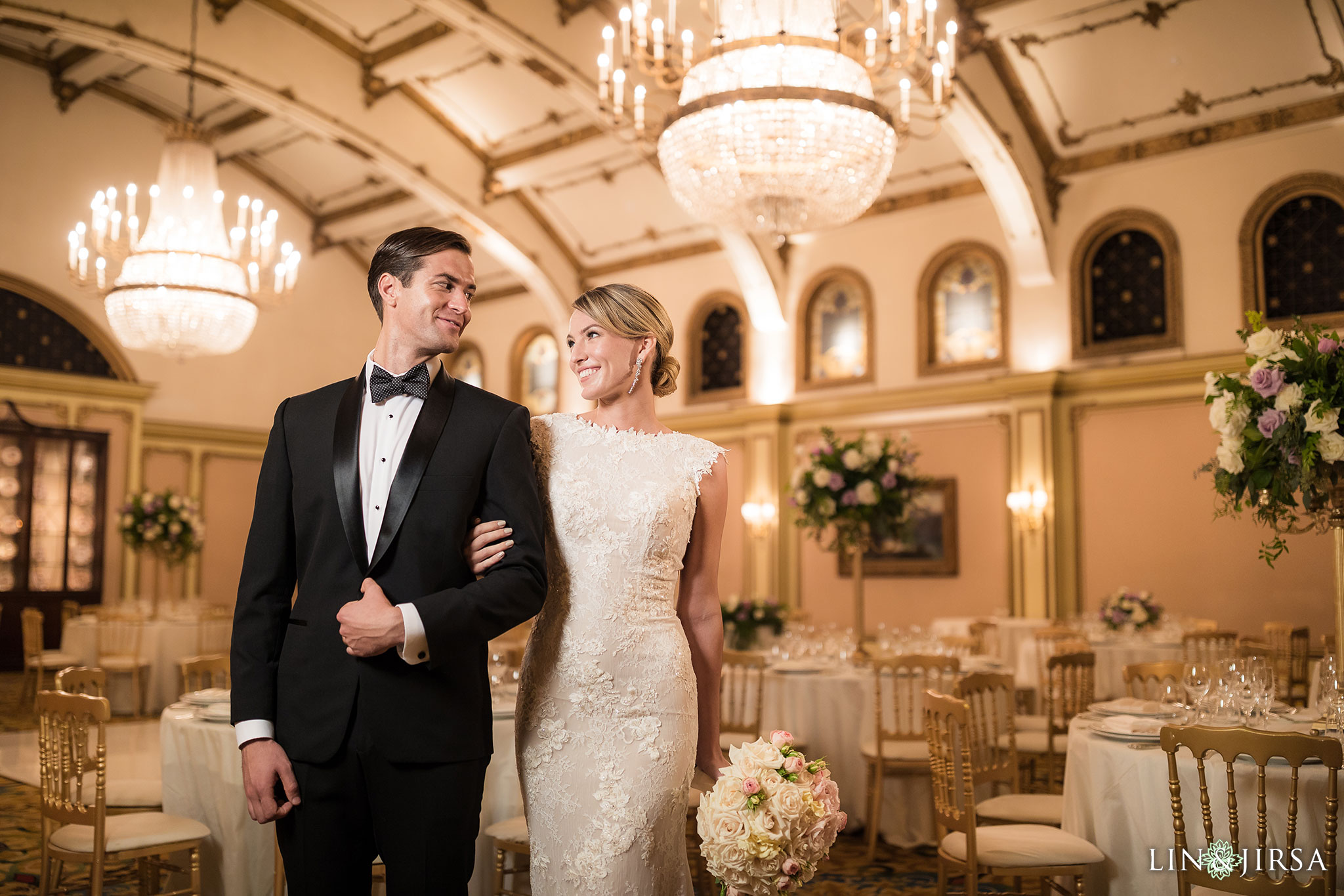 14 langham huntington pasadena wedding reception photography