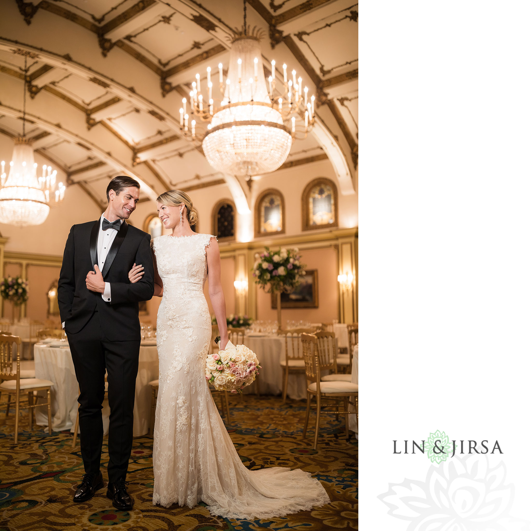 15 langham huntington pasadena wedding reception photography