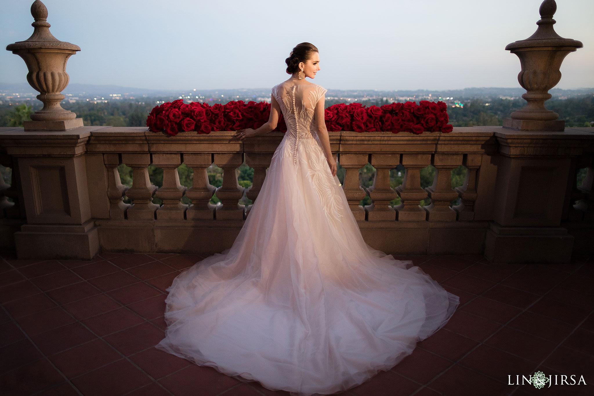 21 langham pasadena jewish bride wedding photographer