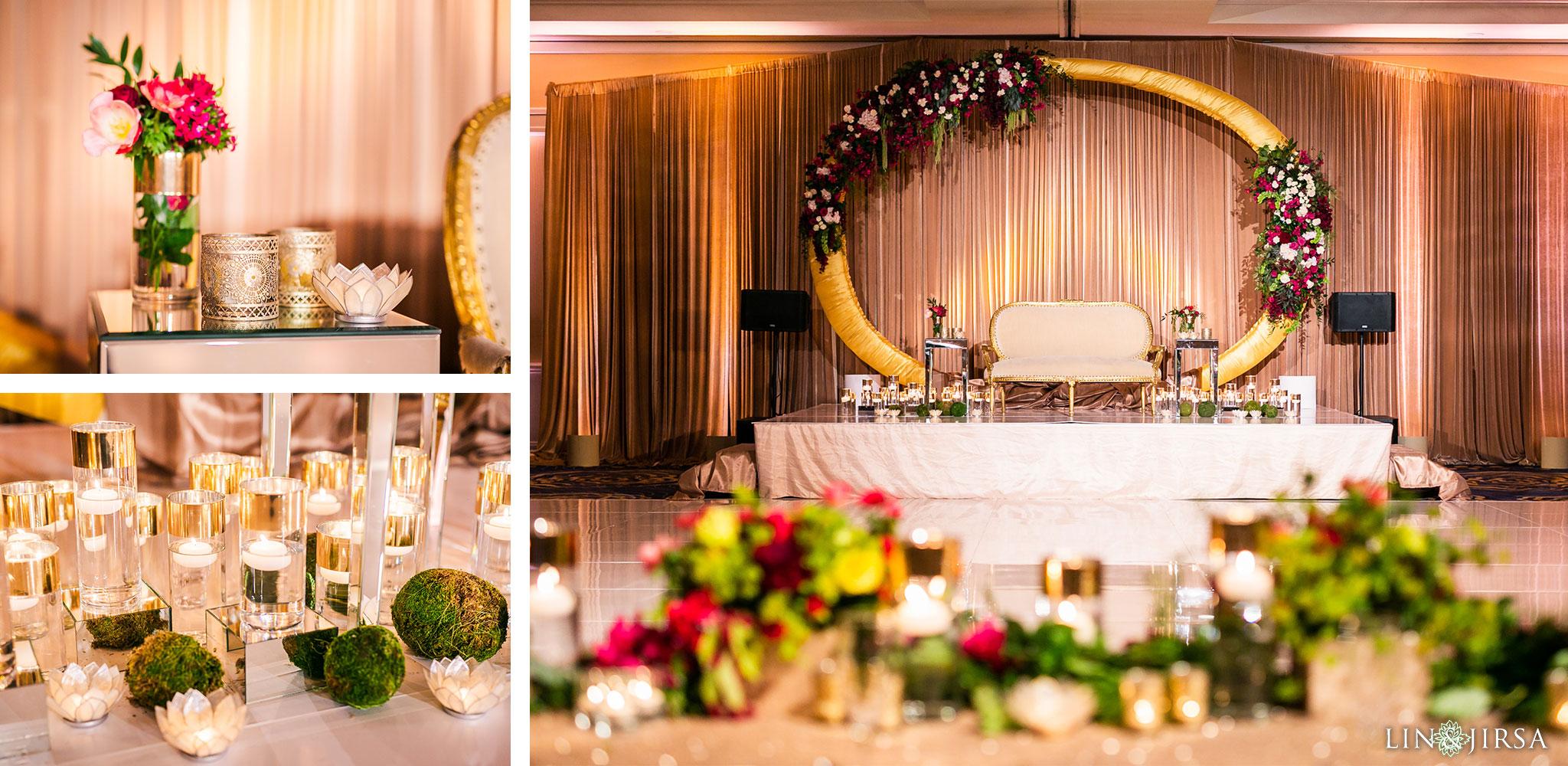 27 laguna cliffs marriott dana point indian wedding reception photography