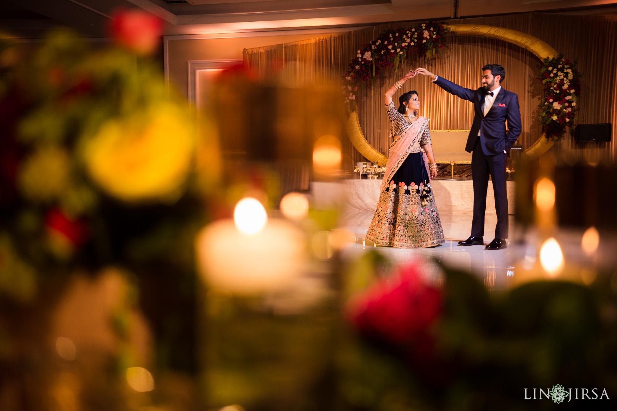 29 laguna cliffs marriott dana point indian wedding reception photography
