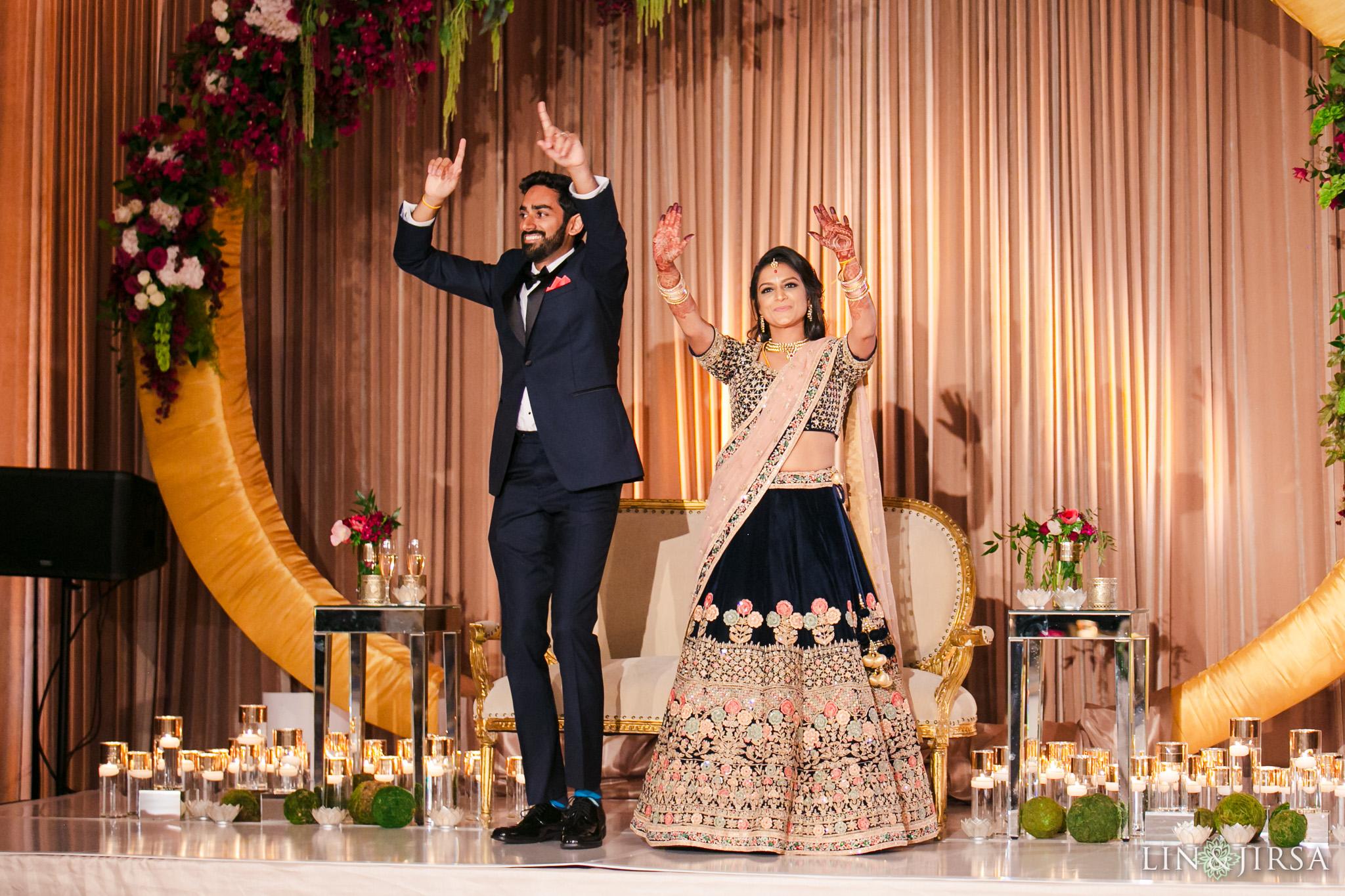 31 laguna cliffs marriott dana point indian wedding reception photography