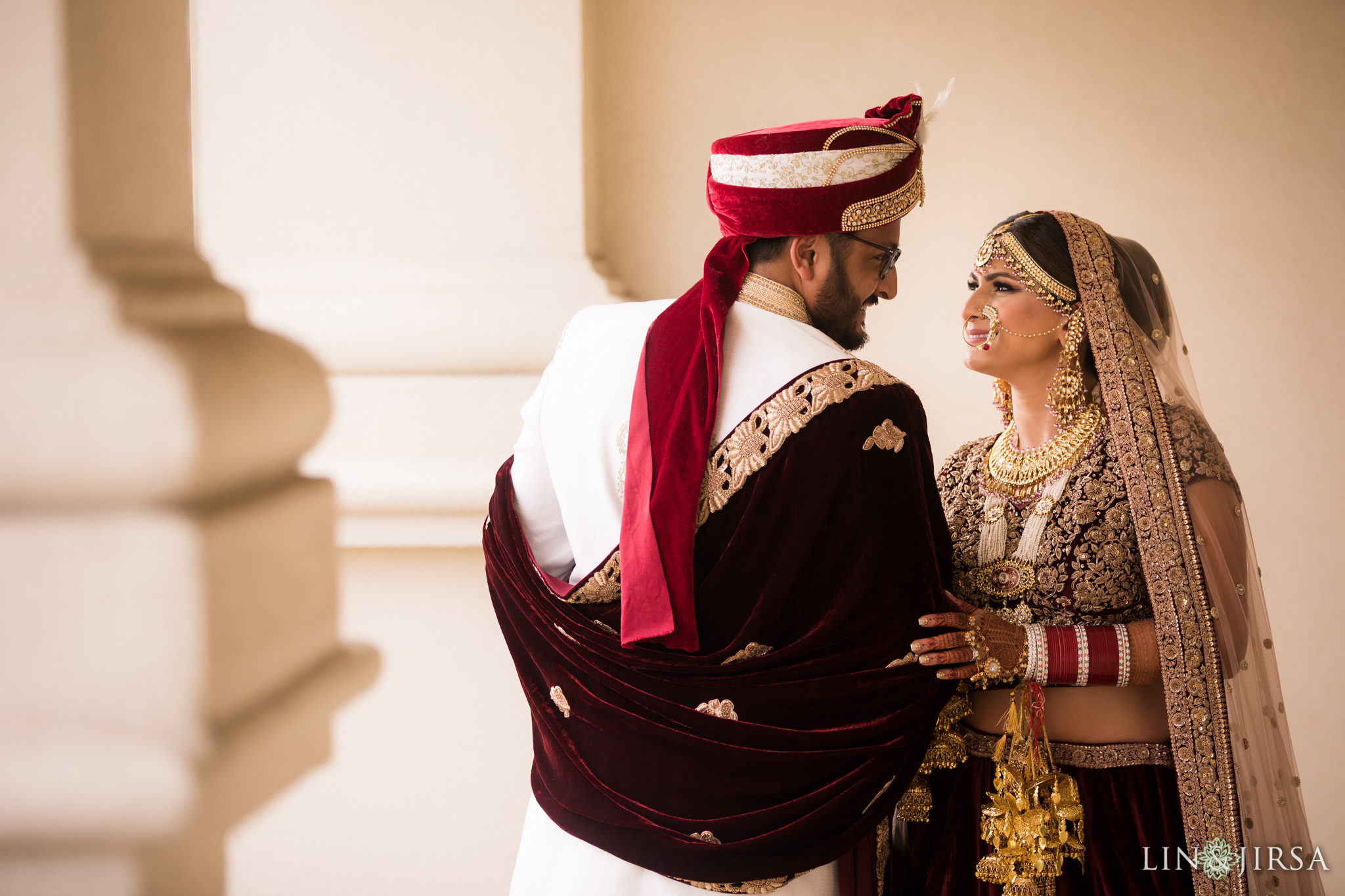 011 monarch beach resort dana point indian bride groom wedding photography