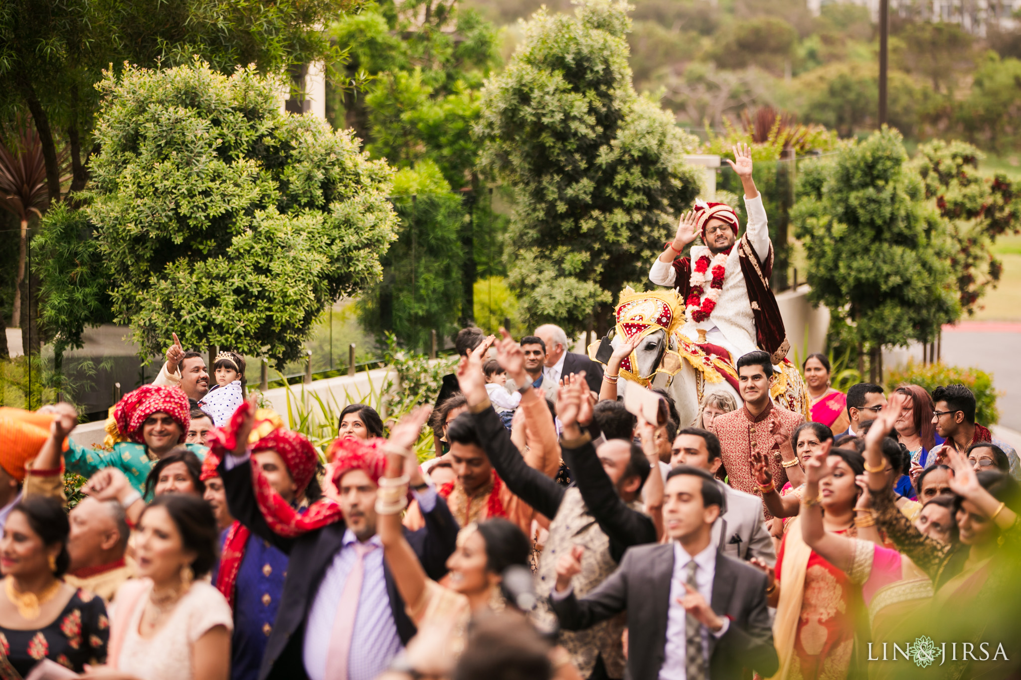 013 monarch beach resort dana point indian wedding baraat photography