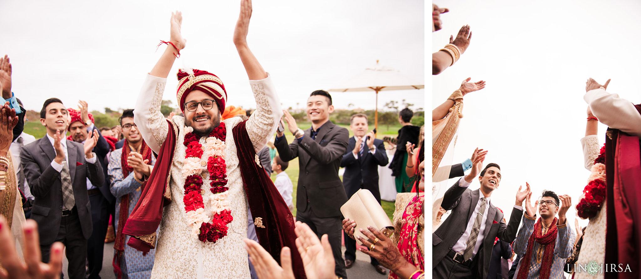 014 monarch beach resort dana point indian wedding baraat photography