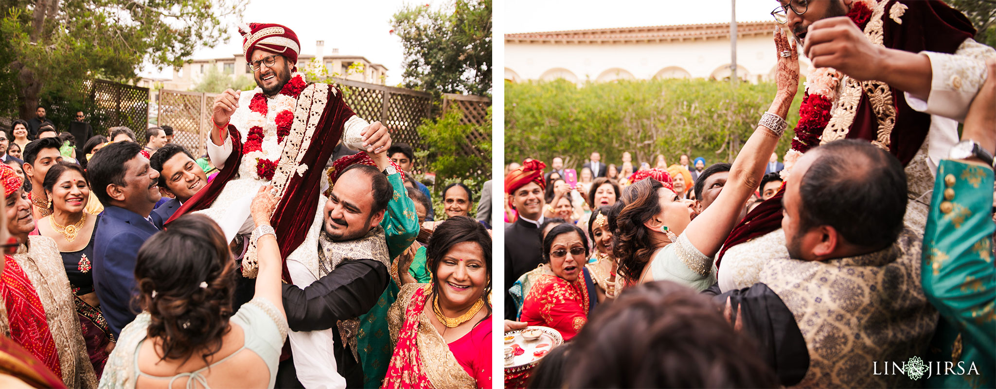 015 monarch beach resort dana point indian wedding baraat photography